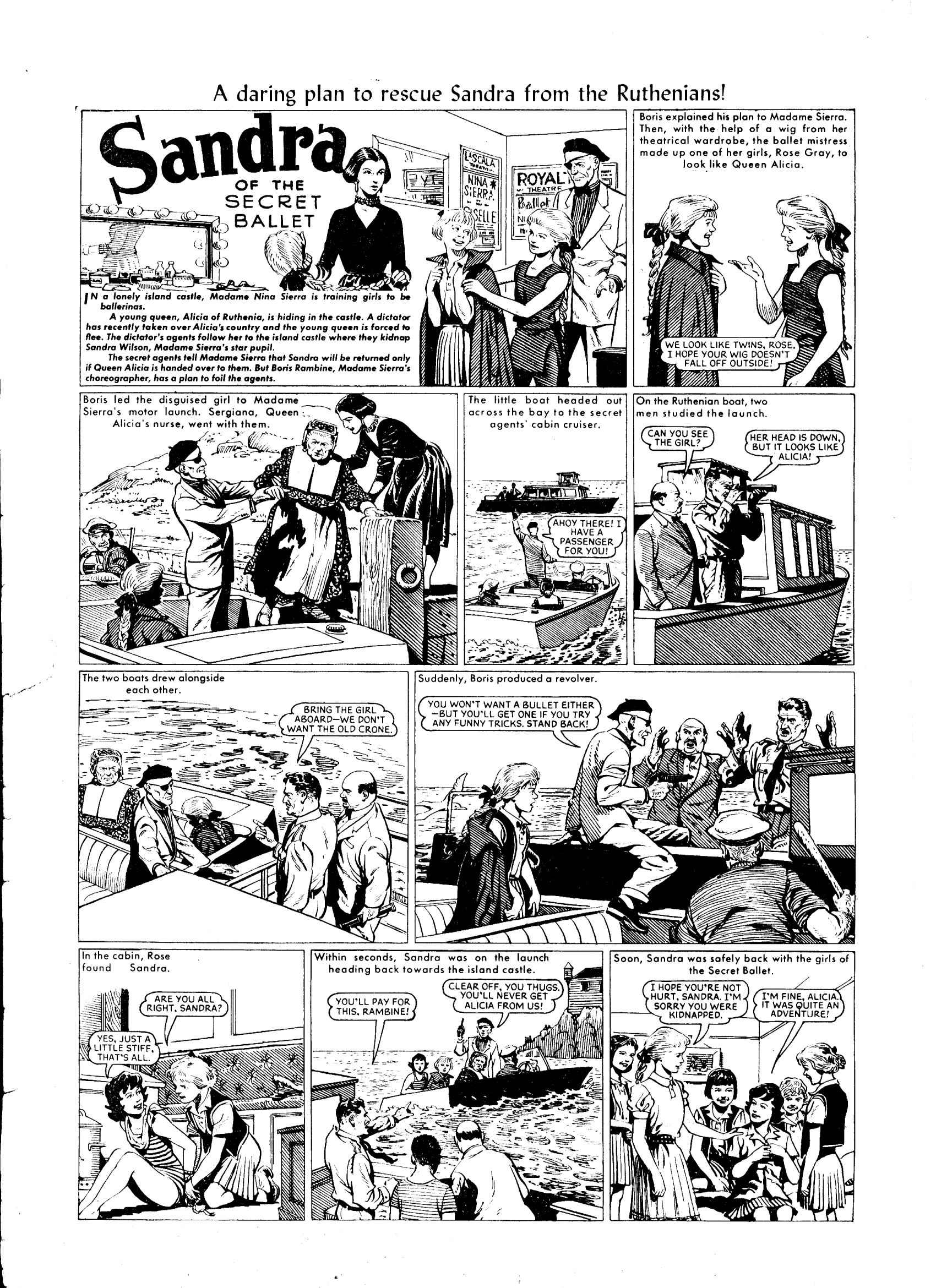 Read online Judy comic -  Issue #34 - 2