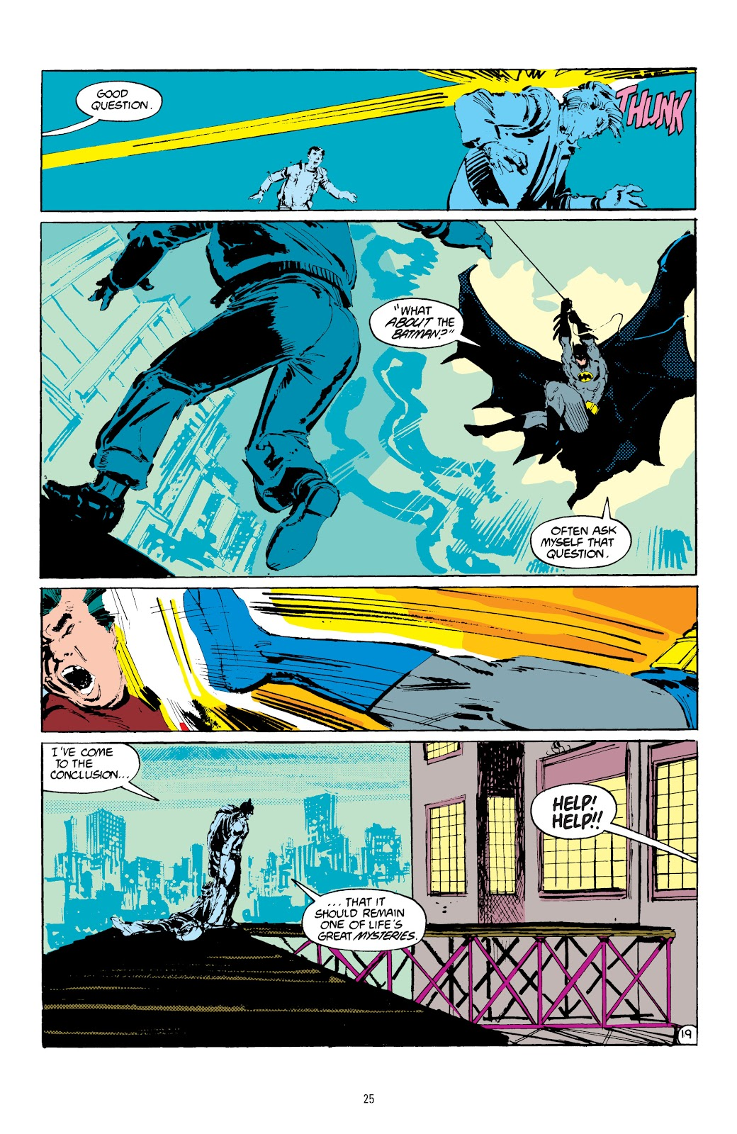 Read online Detective Comics (1937) comic -  Issue # _TPB Batman - The Dark Knight Detective 1 (Part 1) - 25