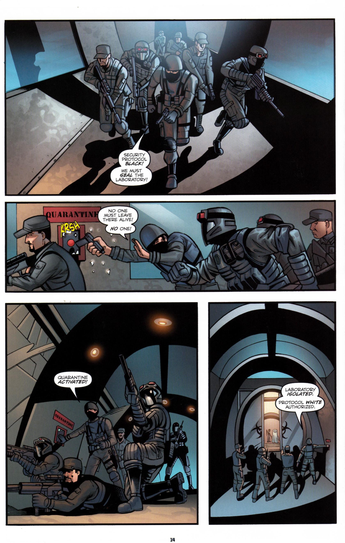 Read online G.I. Joe: Snake Eyes comic -  Issue #6 - 17