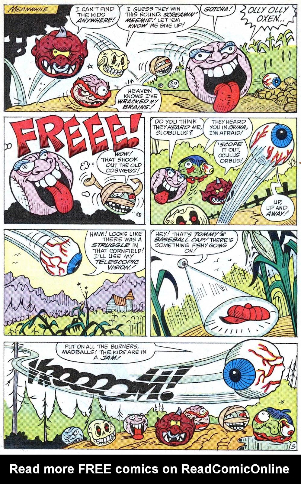 Madballs issue 1 - Page 15