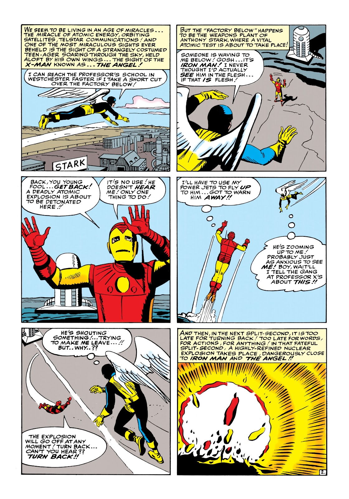 Read online Marvel Masterworks: The Invincible Iron Man comic -  Issue # TPB 1 (Part 2) - 60