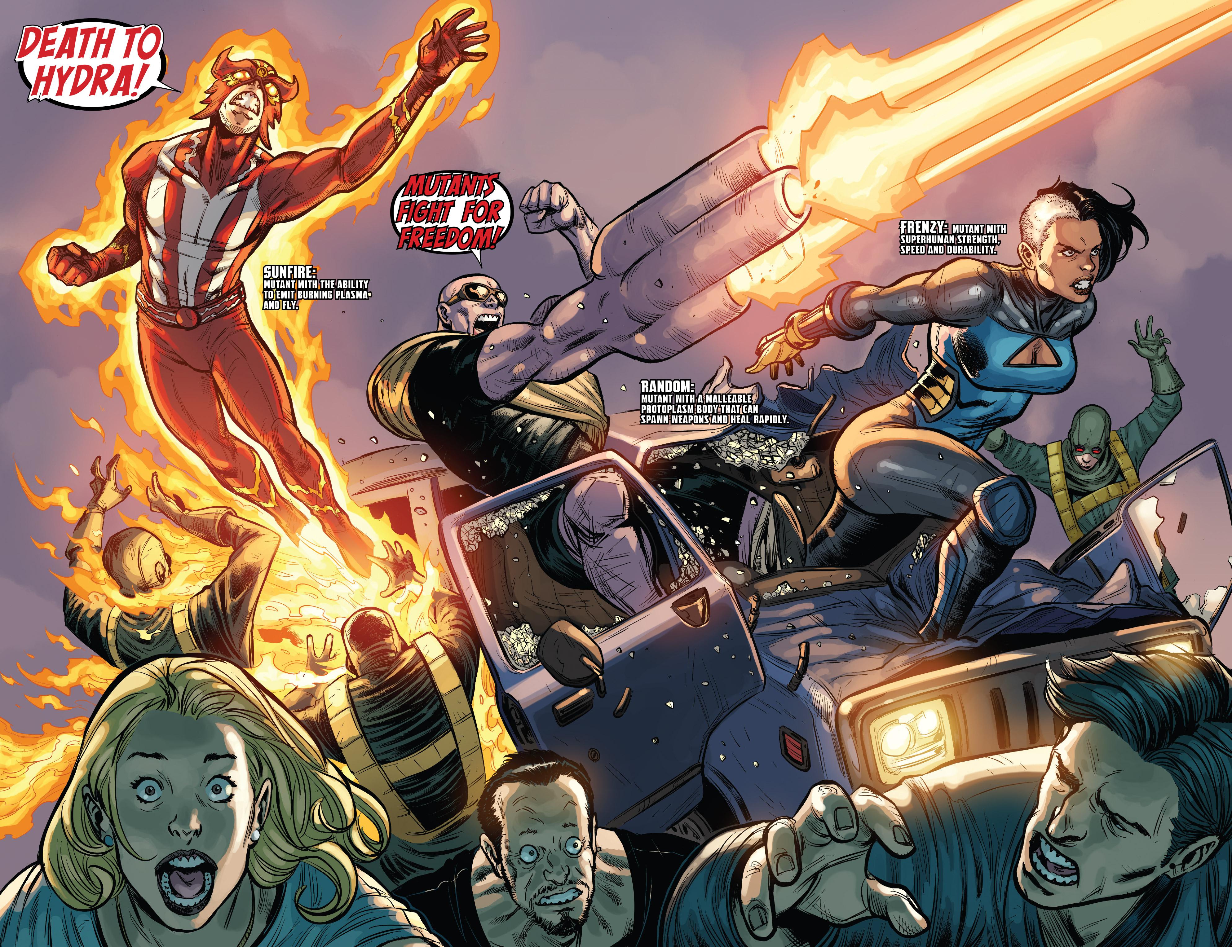 Read online Secret Empire: United comic -  Issue # Full - 6