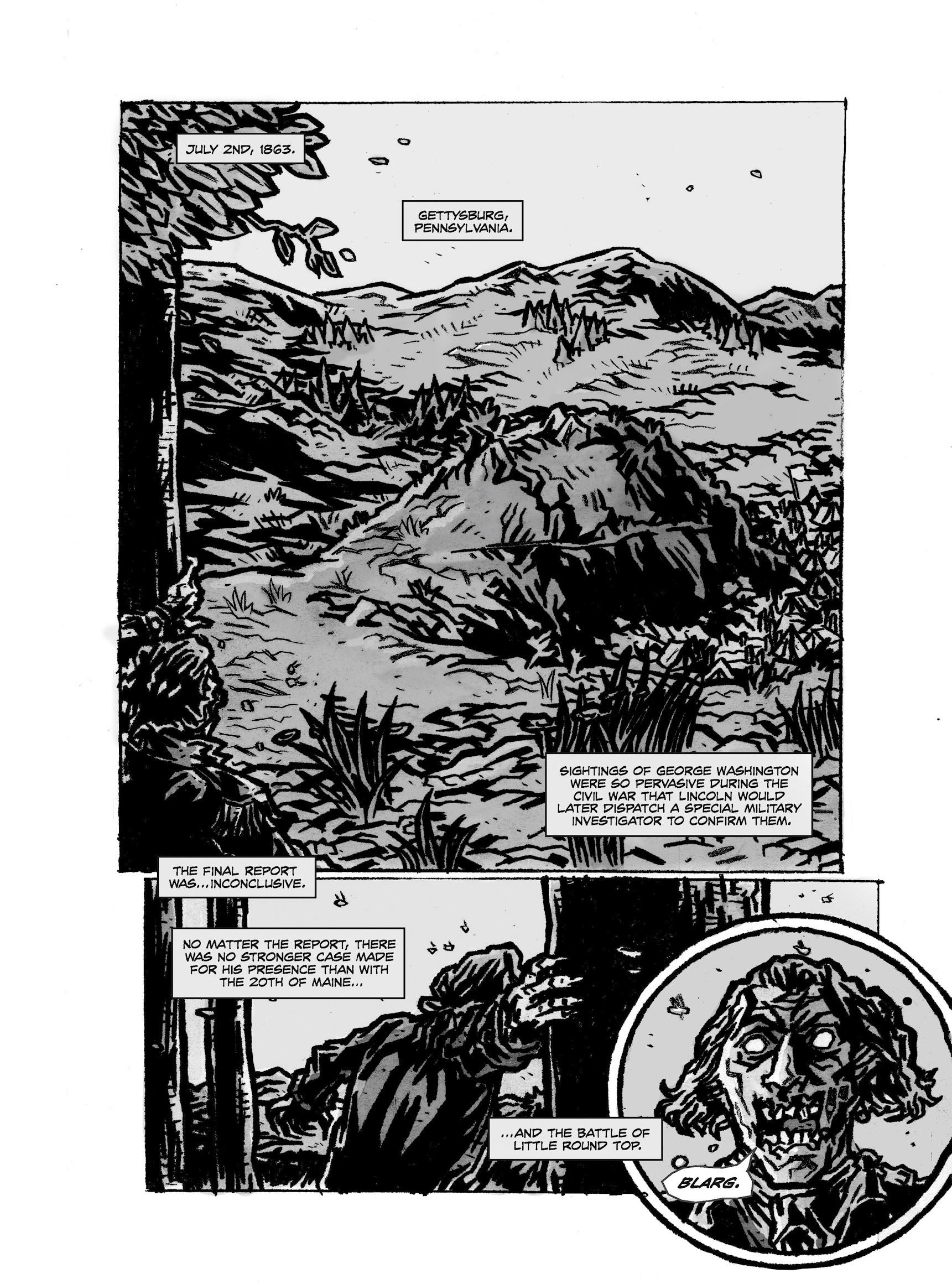 Read online FUBAR comic -  Issue #3 - 147