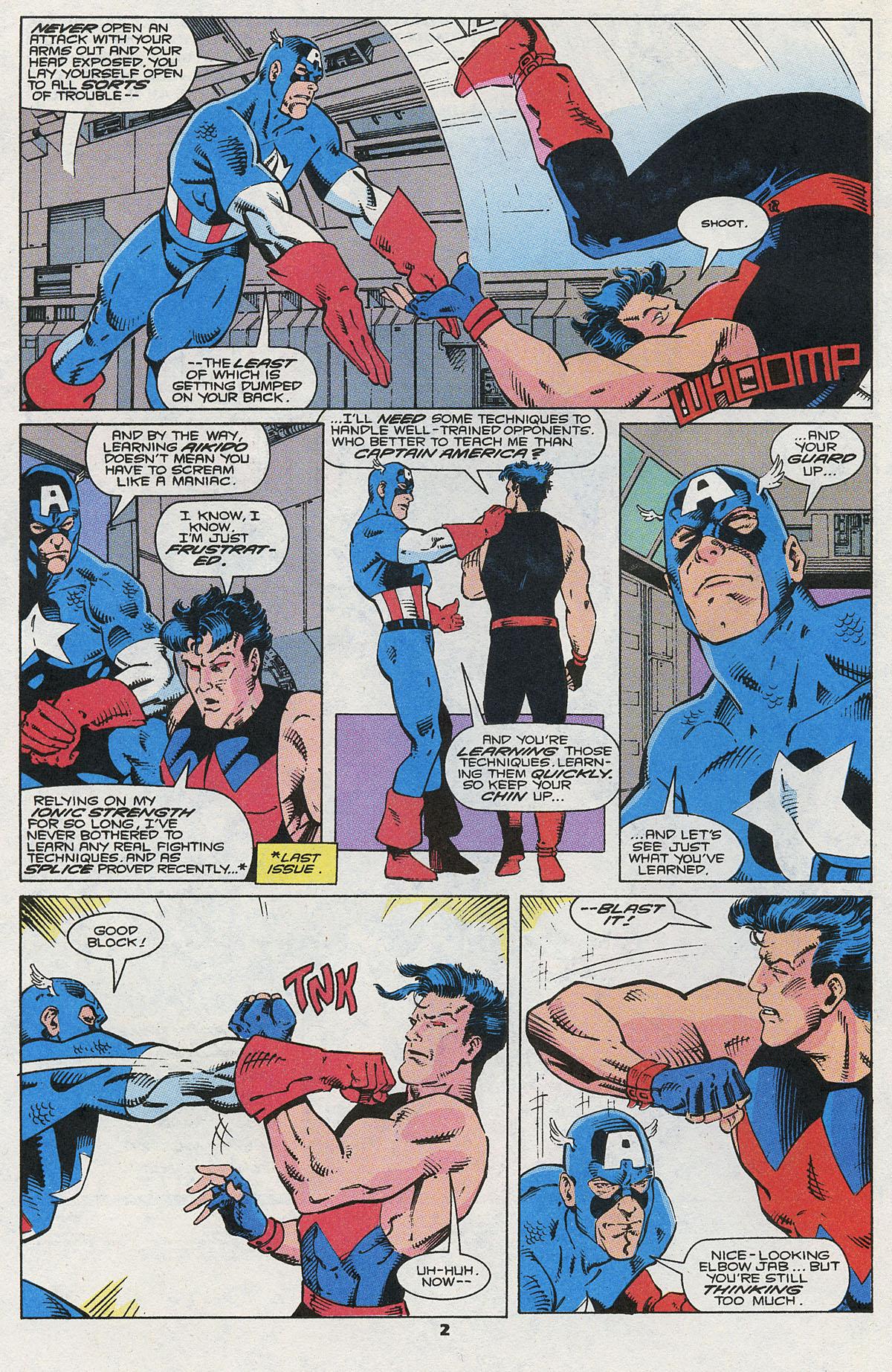 Read online Wonder Man (1991) comic -  Issue #5 - 3