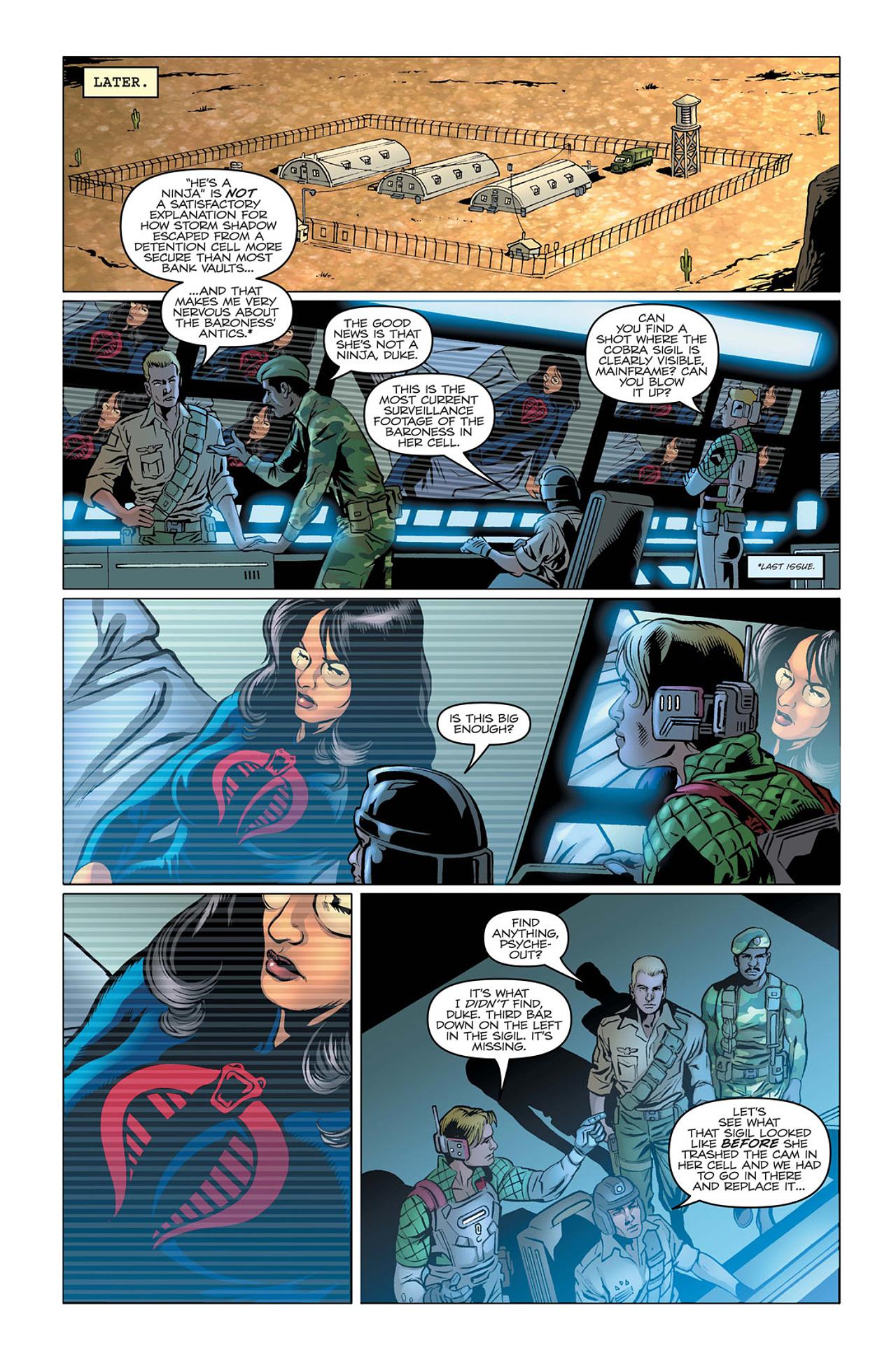 G.I. Joe: A Real American Hero 164 Page 6