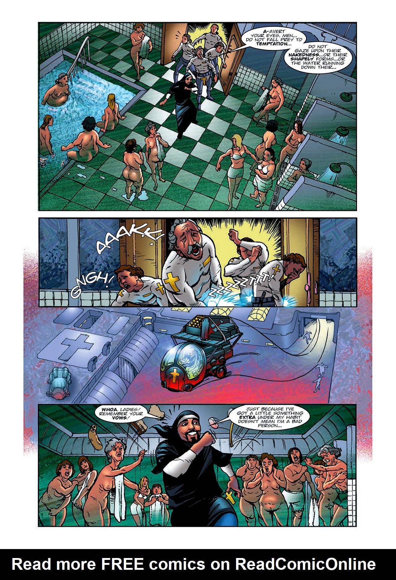 Read online Nikolai Dante comic -  Issue # TPB 6 - 29