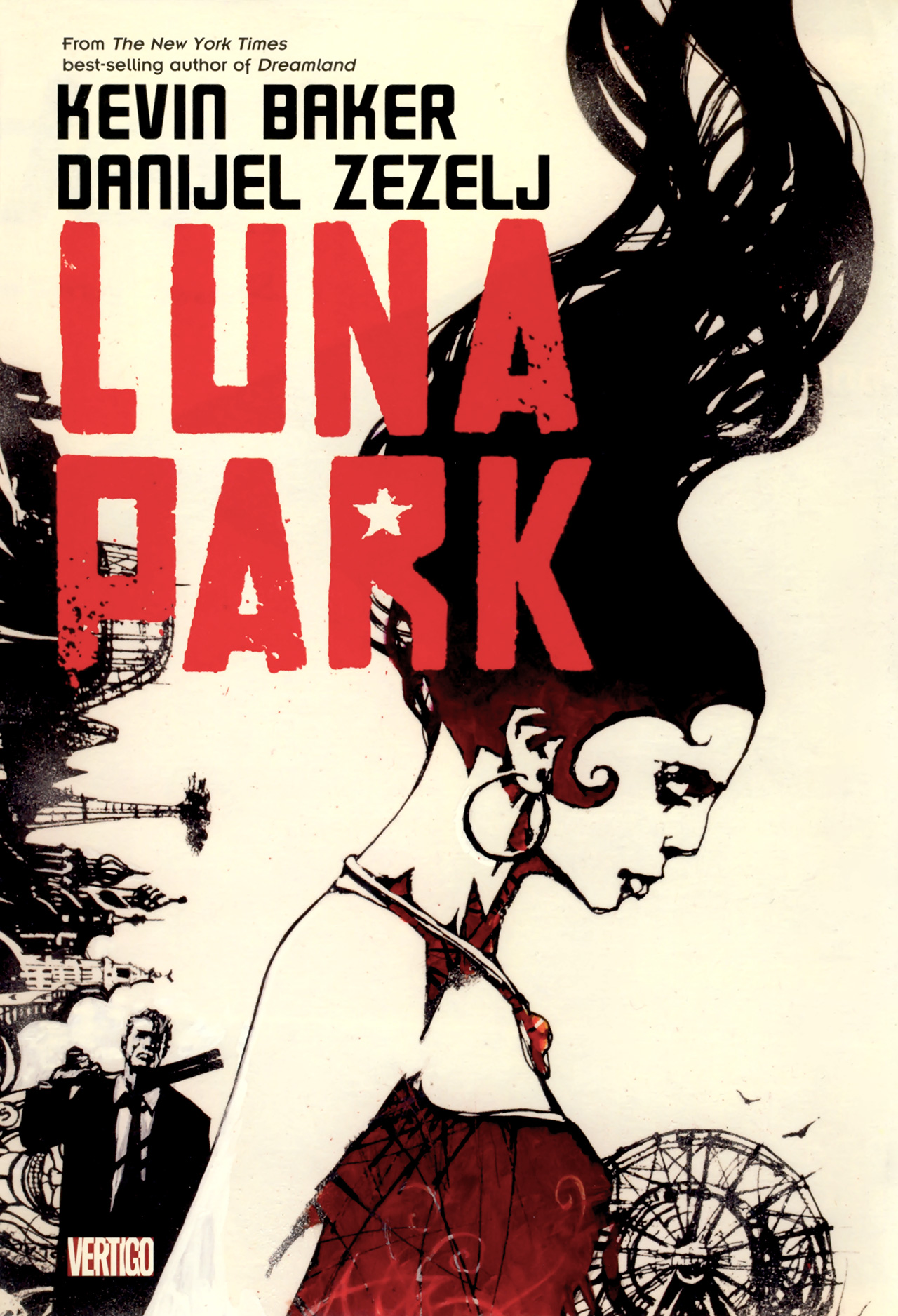 Luna Park issue 1 - Page 1