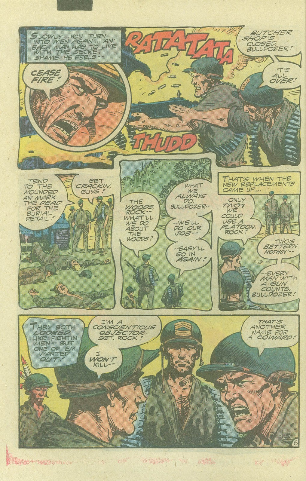 Sgt. Rock issue 387 - Page 9