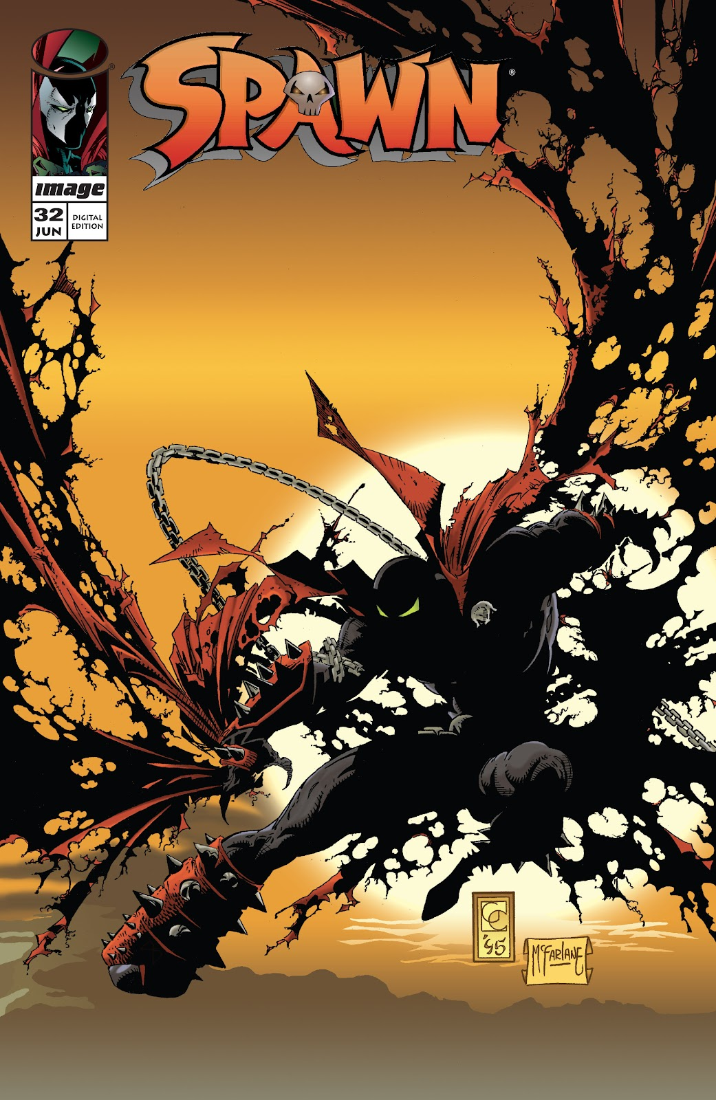 Spawn 32 Page 1