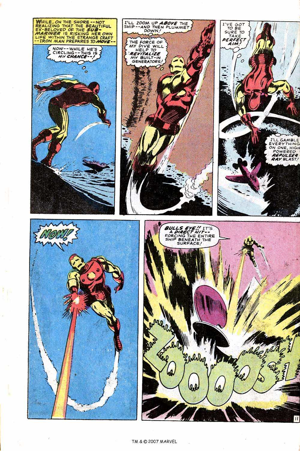 Iron Man Annual issue 1 - Page 32