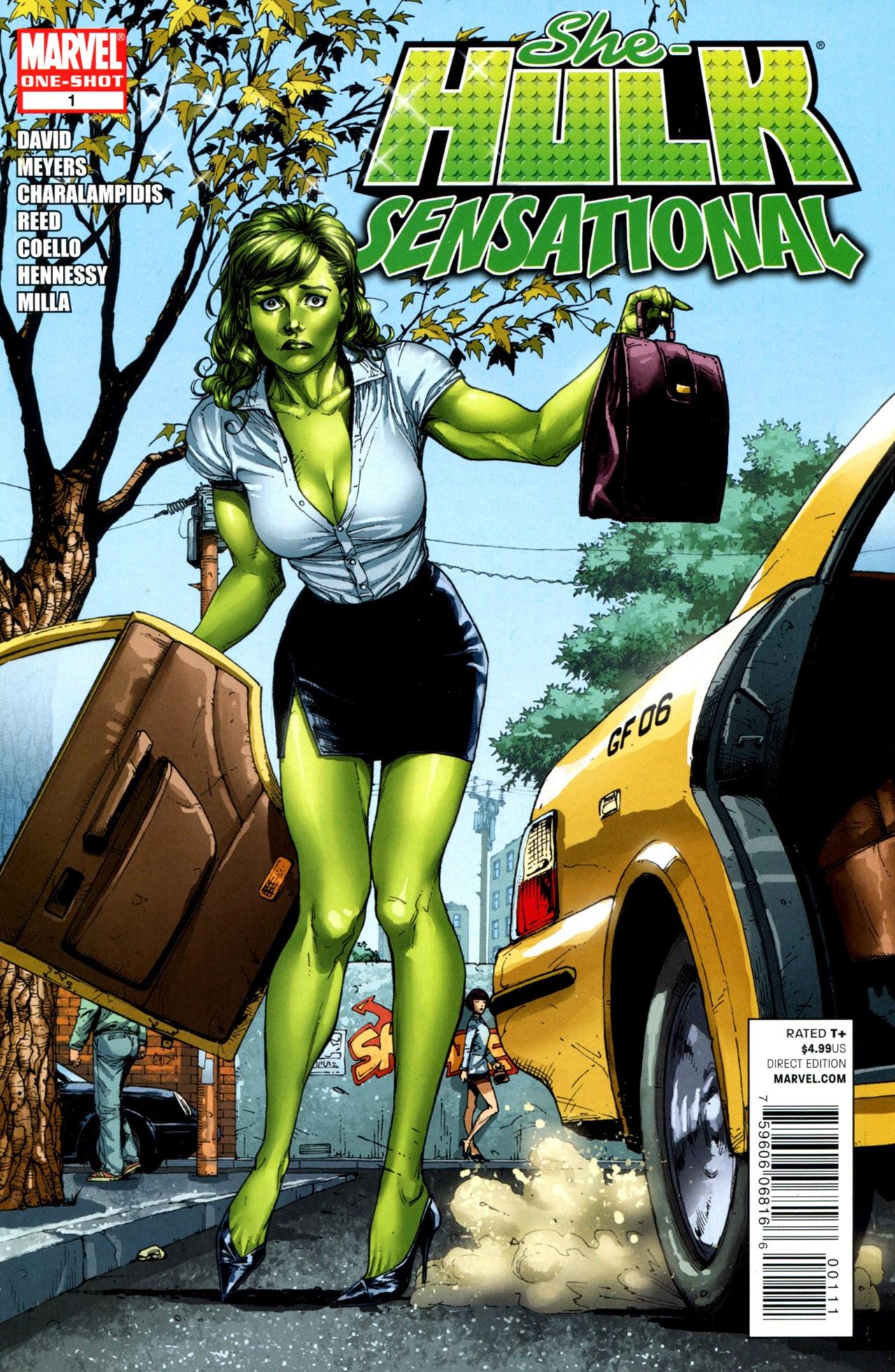 She Hulk Sensational Full | Read She Hulk Sensational Full