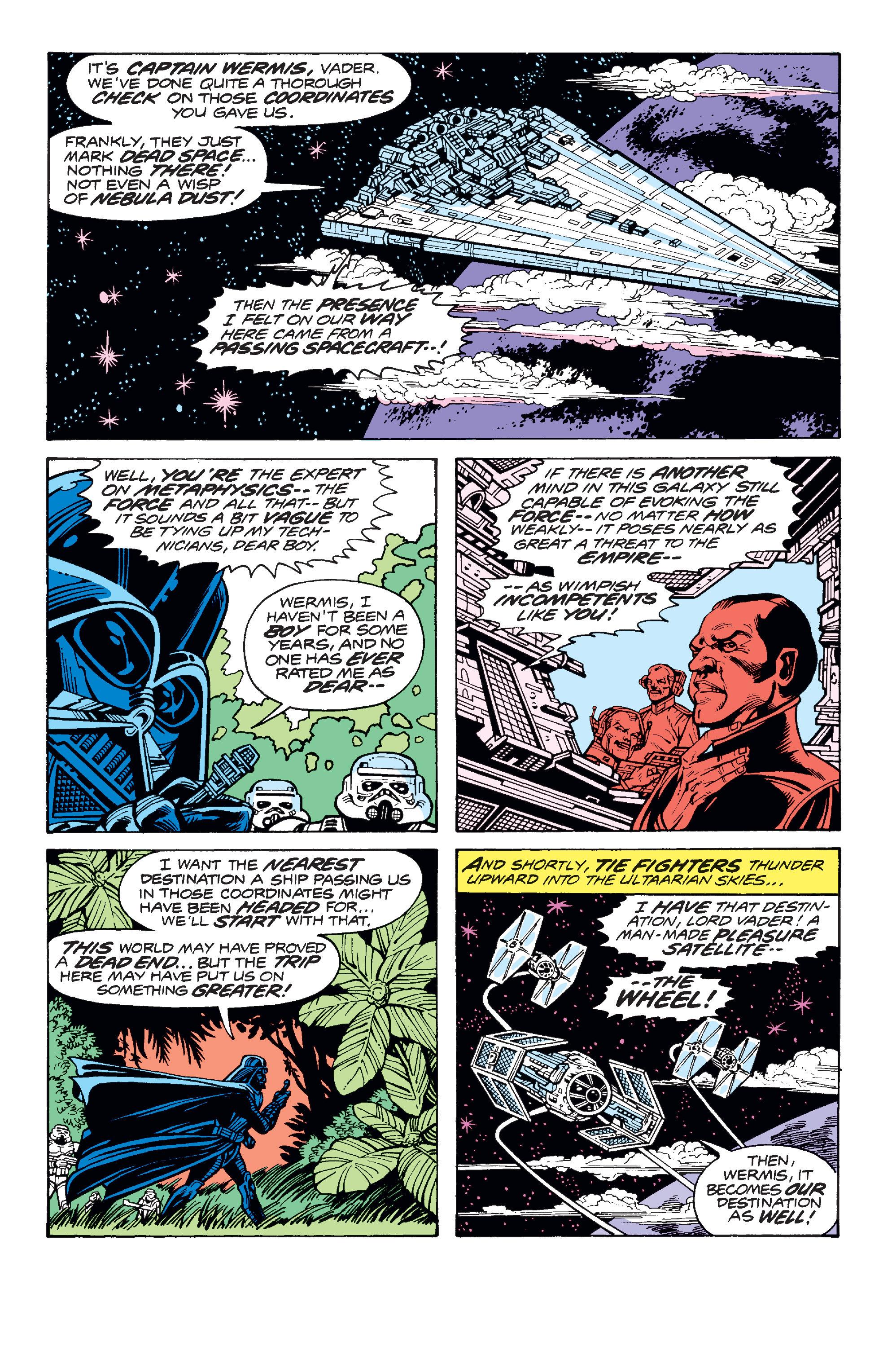 Read online Star Wars Omnibus comic -  Issue # Vol. 13 - 378