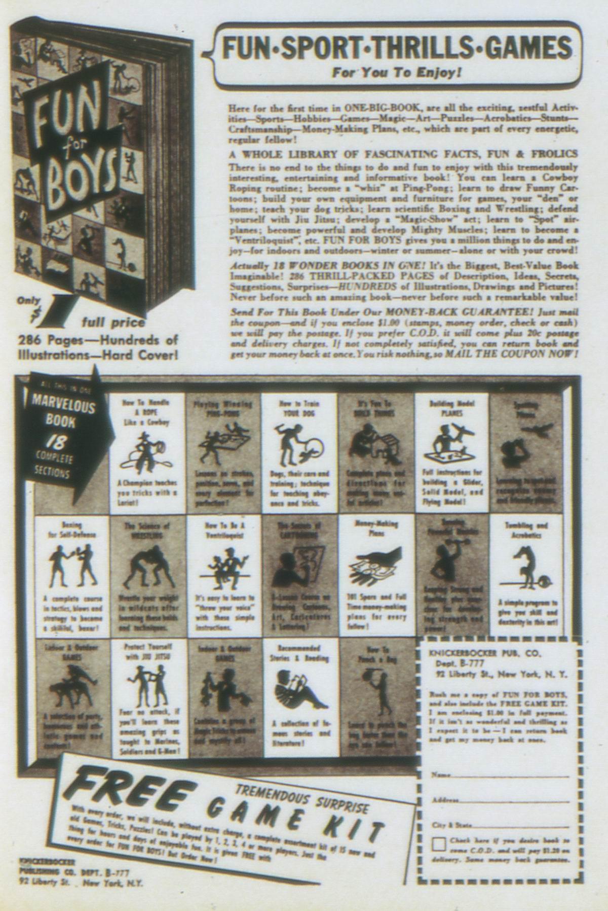 Read online Detective Comics (1937) comic -  Issue #77 - 59