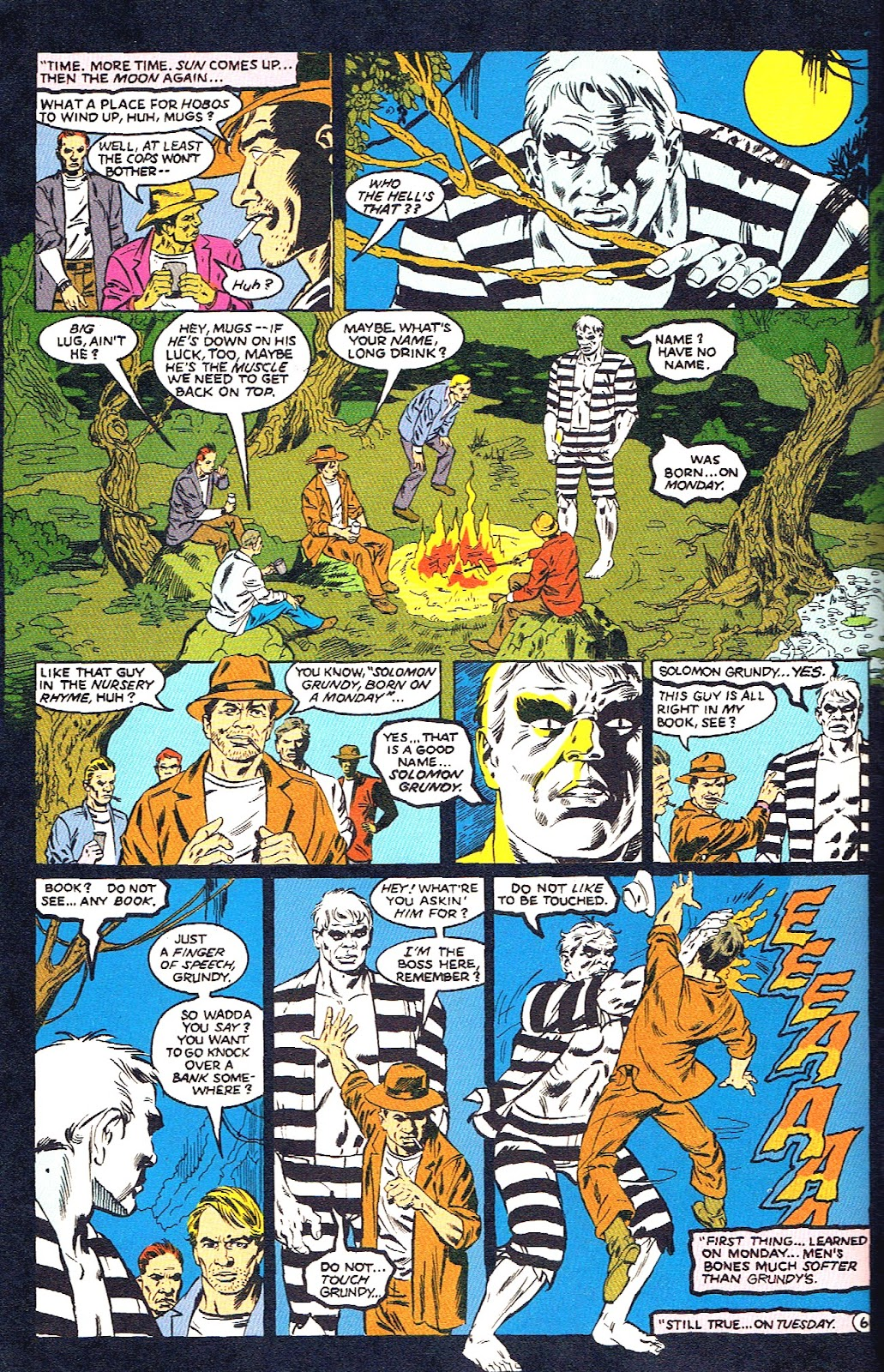 Infinity Inc. (1984) issue 39 - Page 8