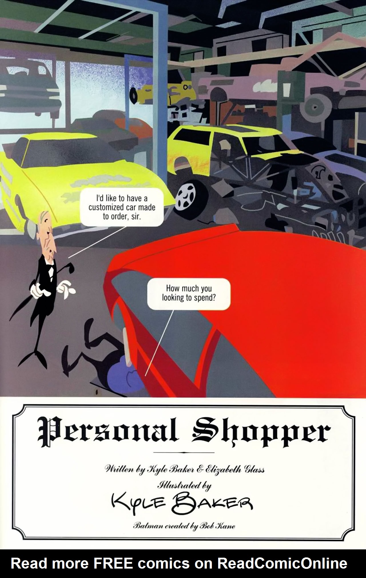 Read online Bizarro World comic -  Issue # TPB - 183