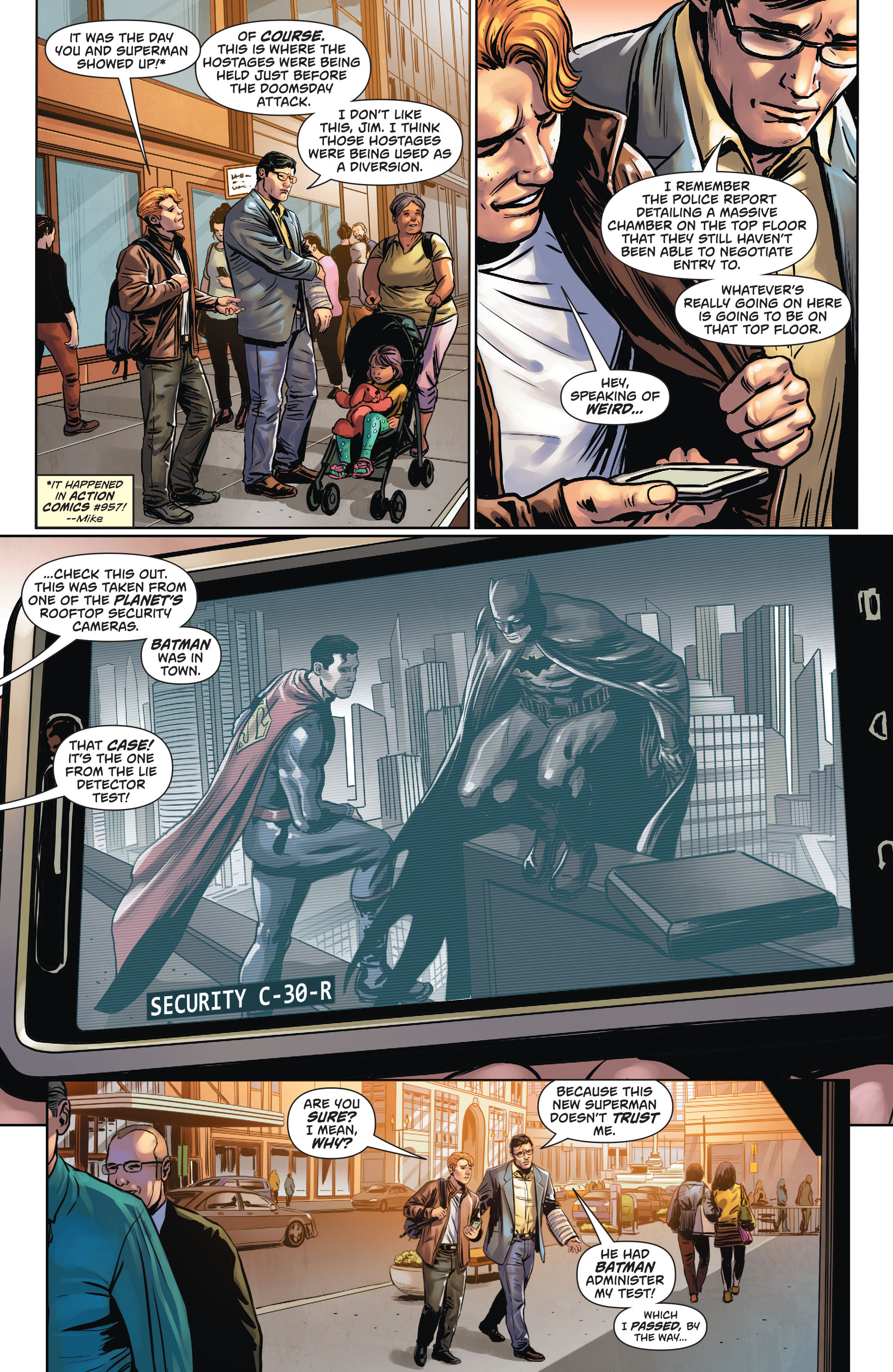 Read online Action Comics (2016) comic -  Issue #963 - 17