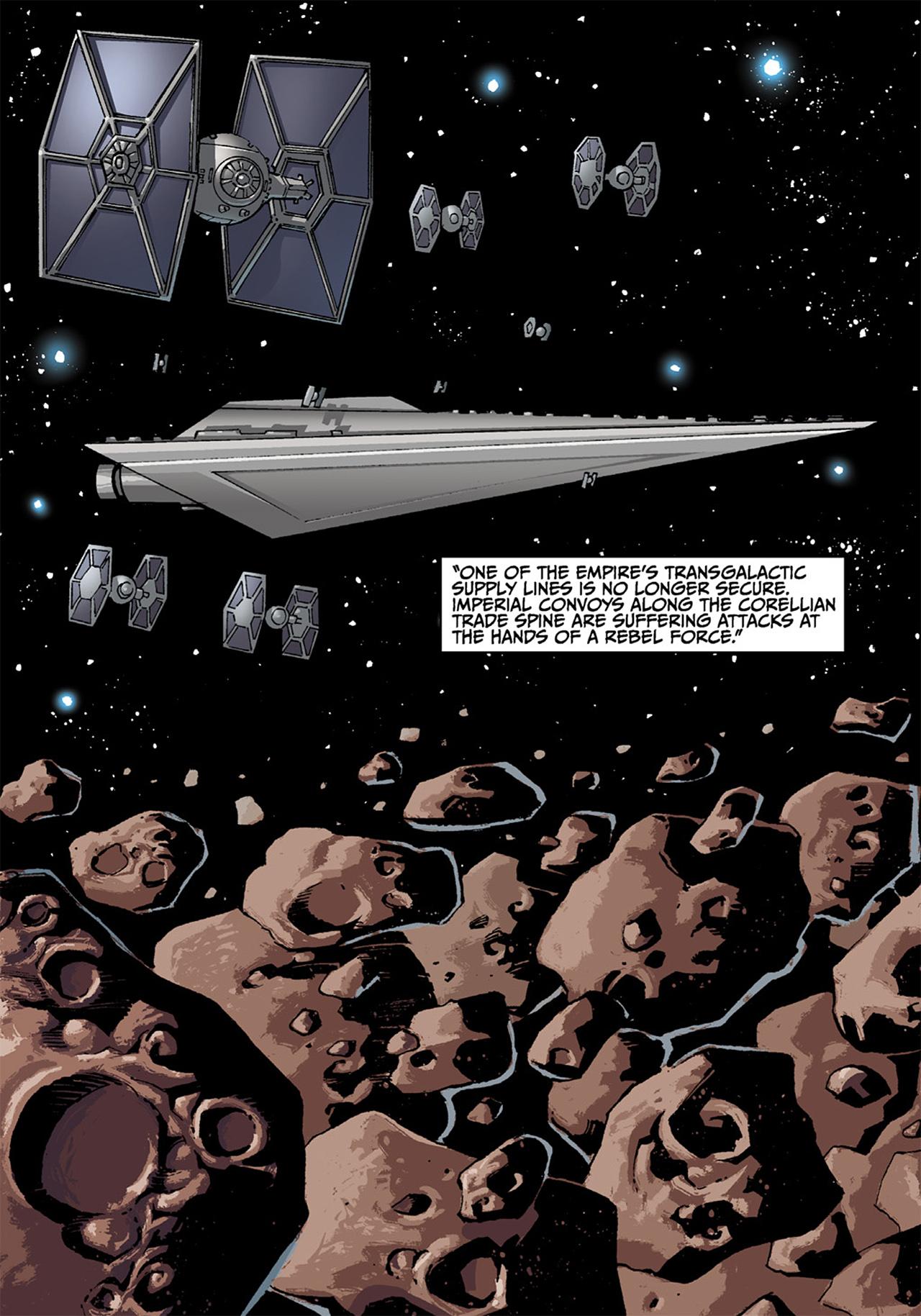 Read online Star Wars Omnibus comic -  Issue # Vol. 33 - 246