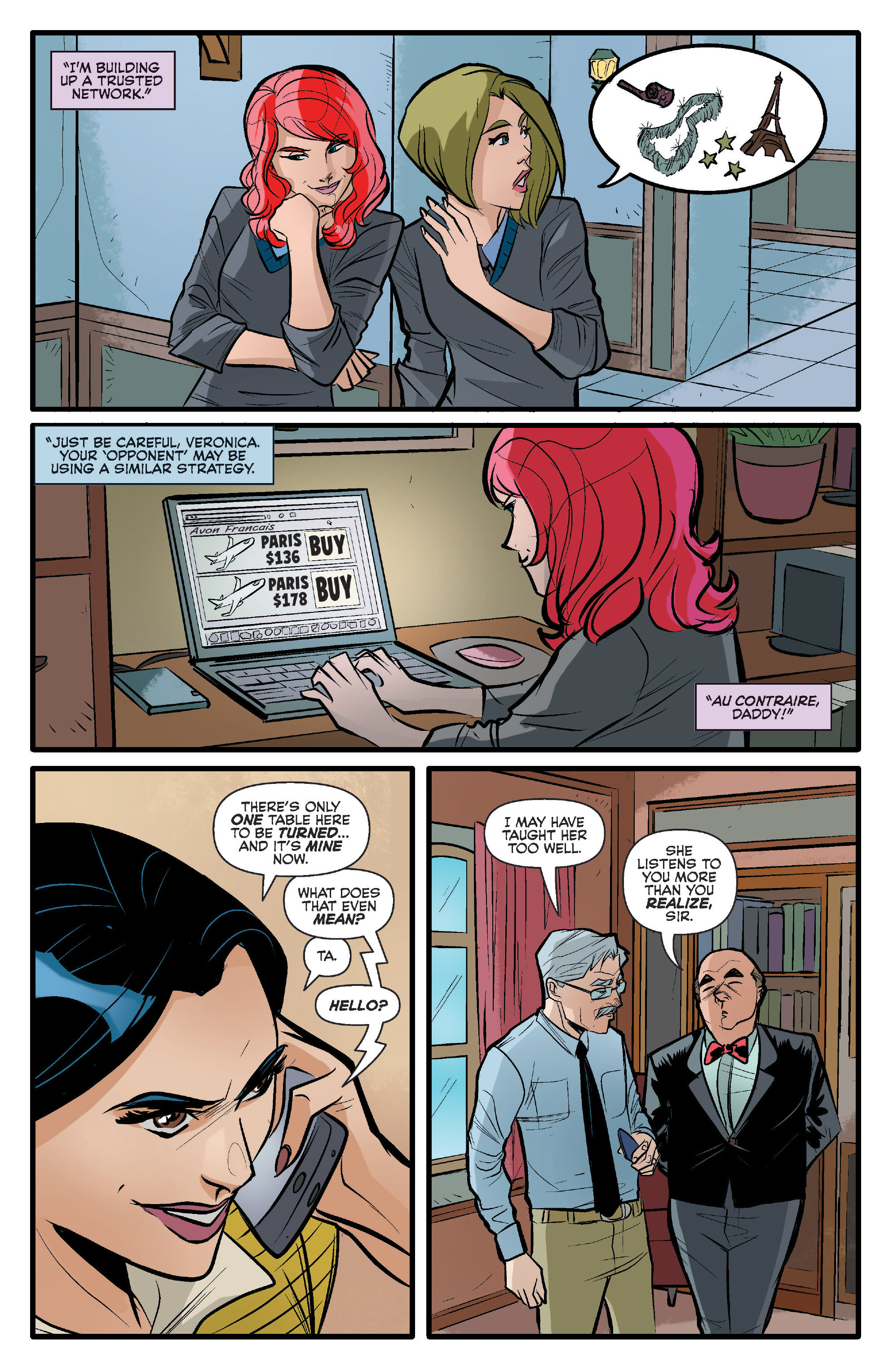 Read online Archie (2015) comic -  Issue #14 - 18