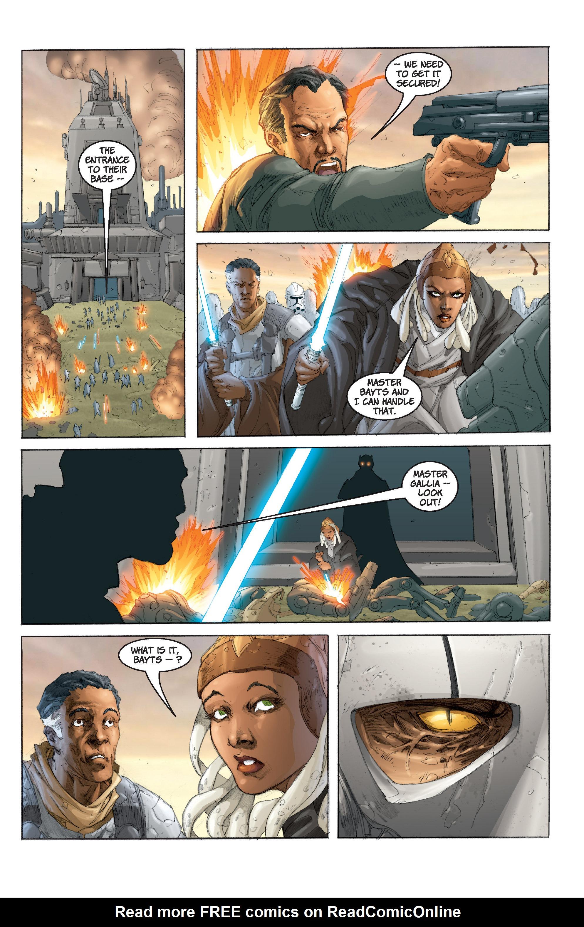 Read online Star Wars Omnibus comic -  Issue # Vol. 26 - 161