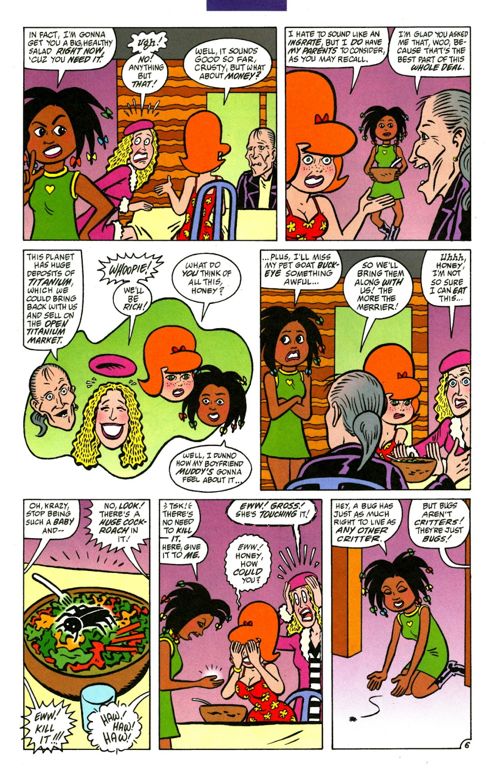 Read online Yeah! comic -  Issue #2 - 7