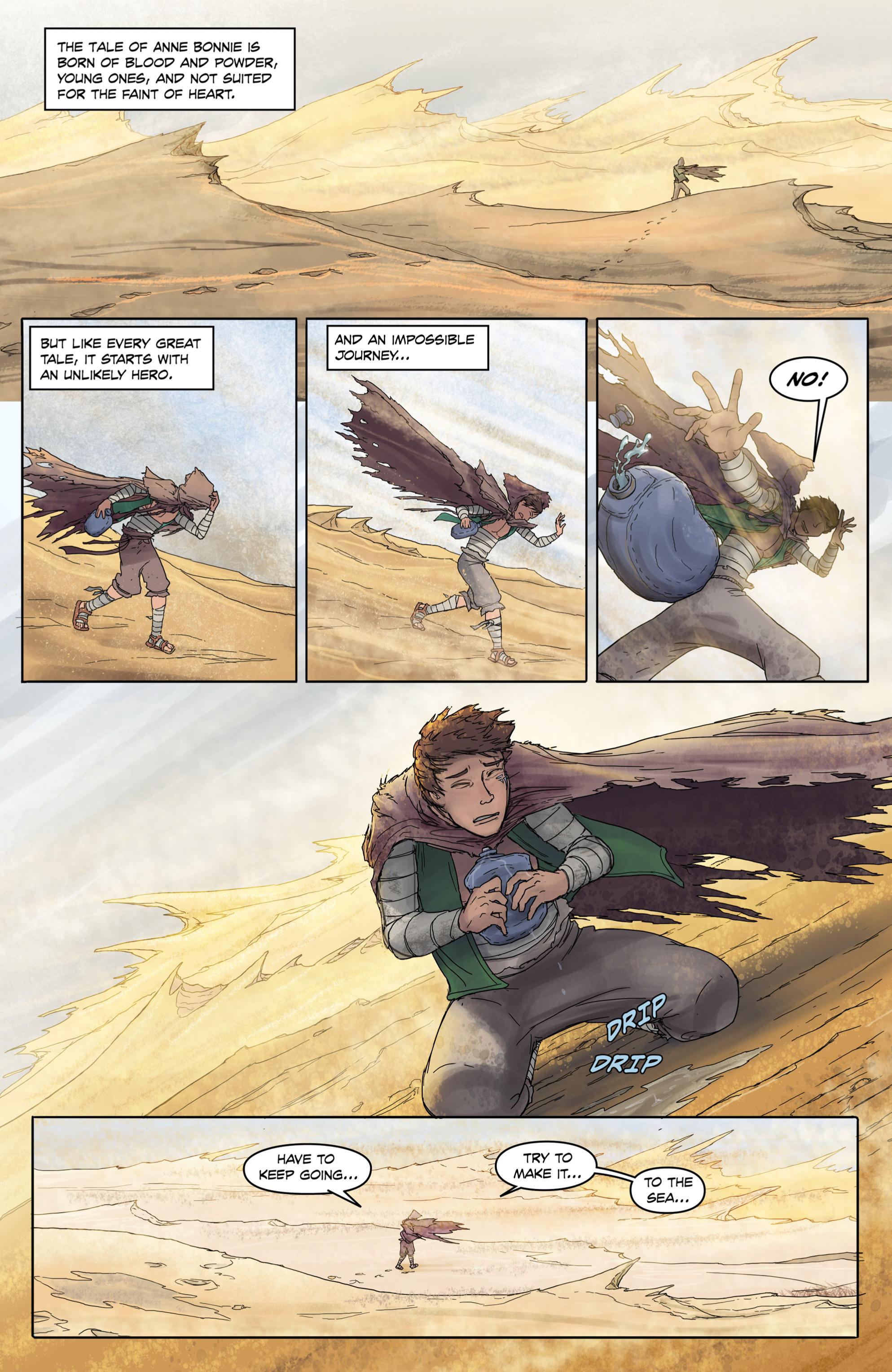 Read online Anne Bonnie comic -  Issue #2 - 4