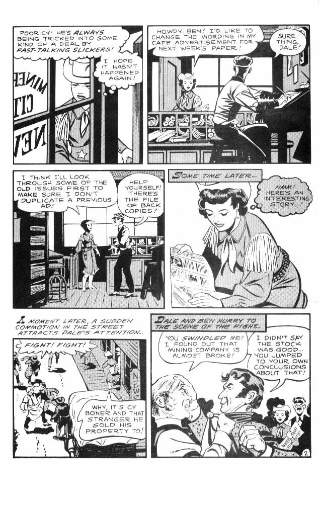 Read online Roy Rogers comic -  Issue #5 - 25