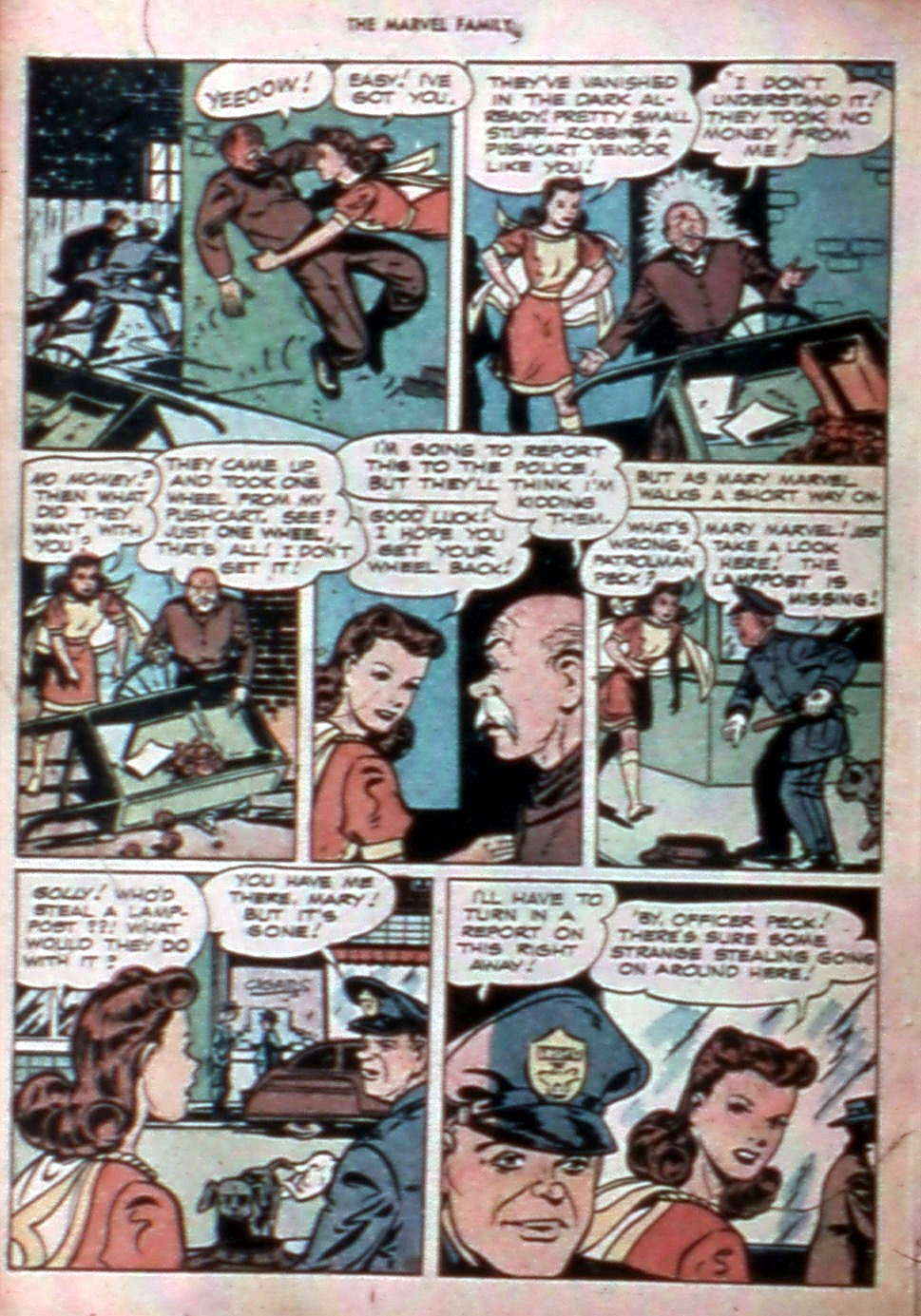The Marvel Family issue 25 - Page 28