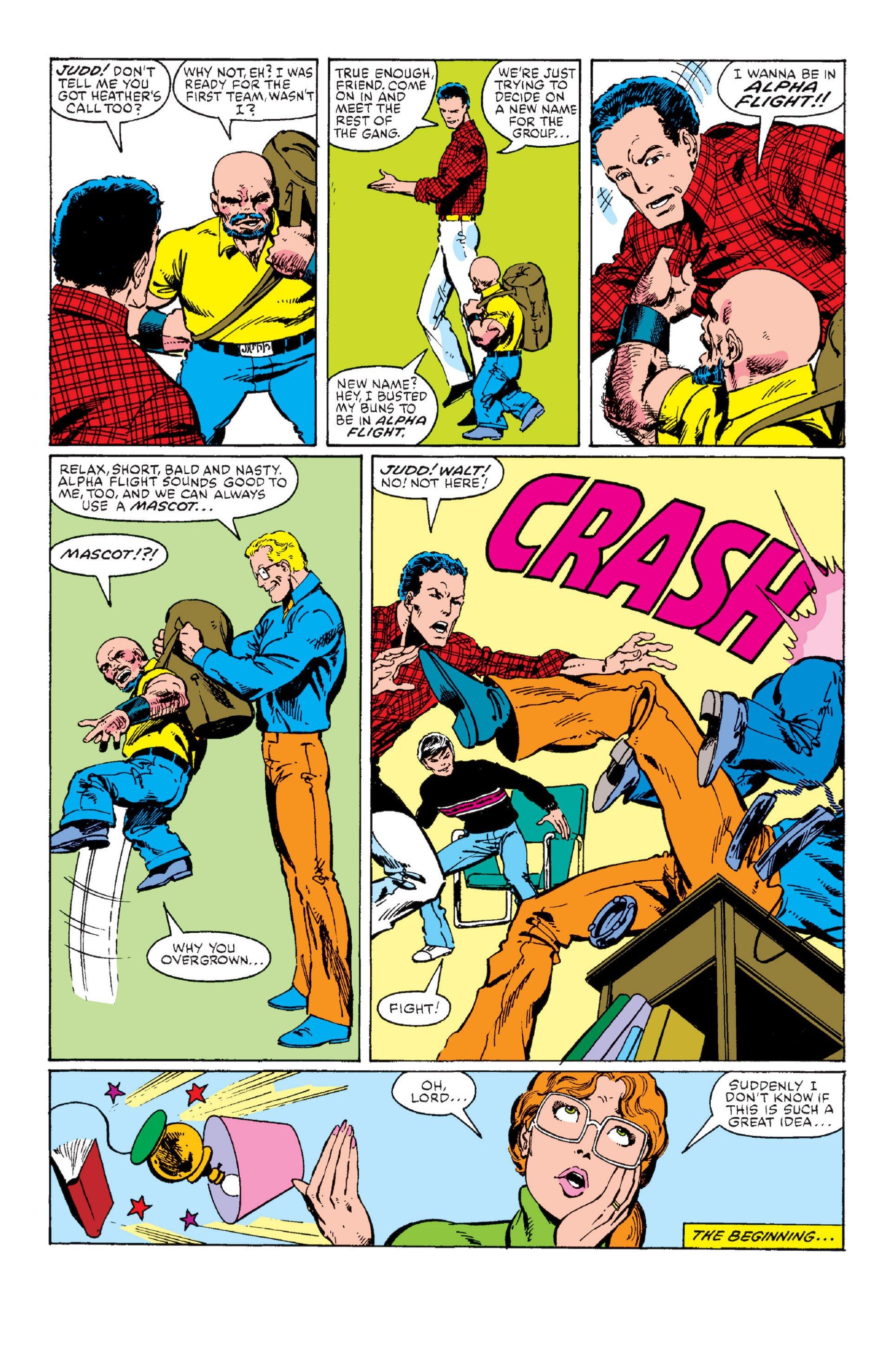 Read online Alpha Flight (1983) comic -  Issue #1 - 39