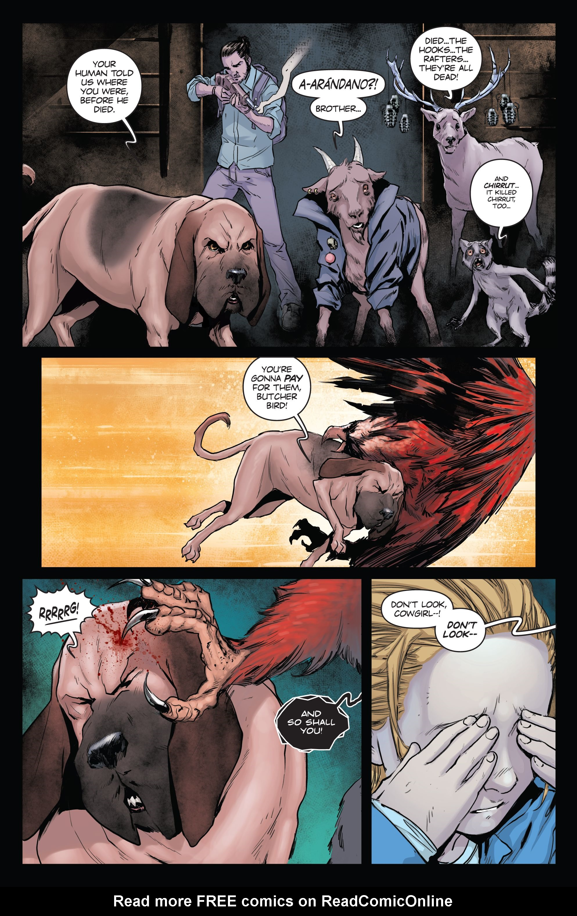 Read online Animosity comic -  Issue #7 - 6