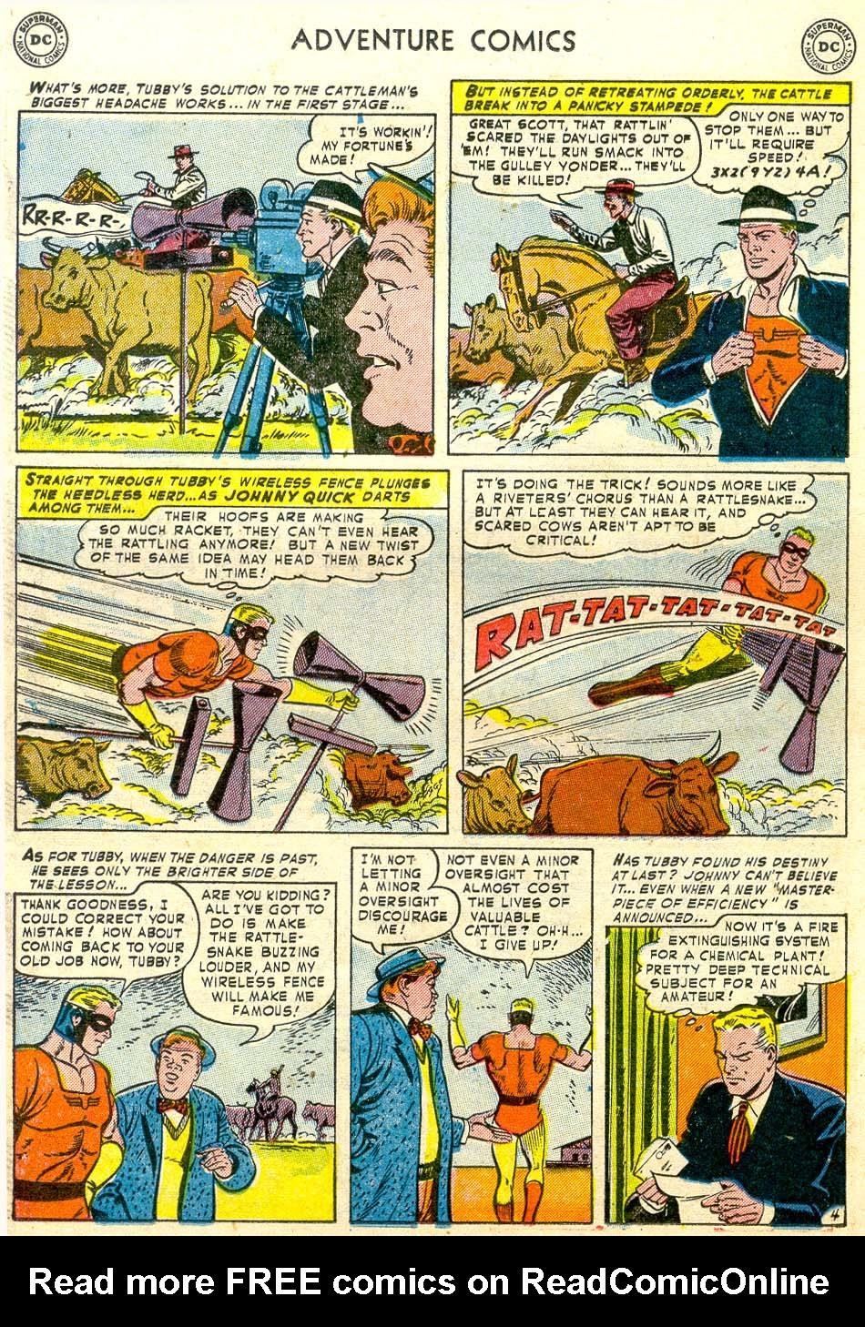 Read online Adventure Comics (1938) comic -  Issue #174 - 28