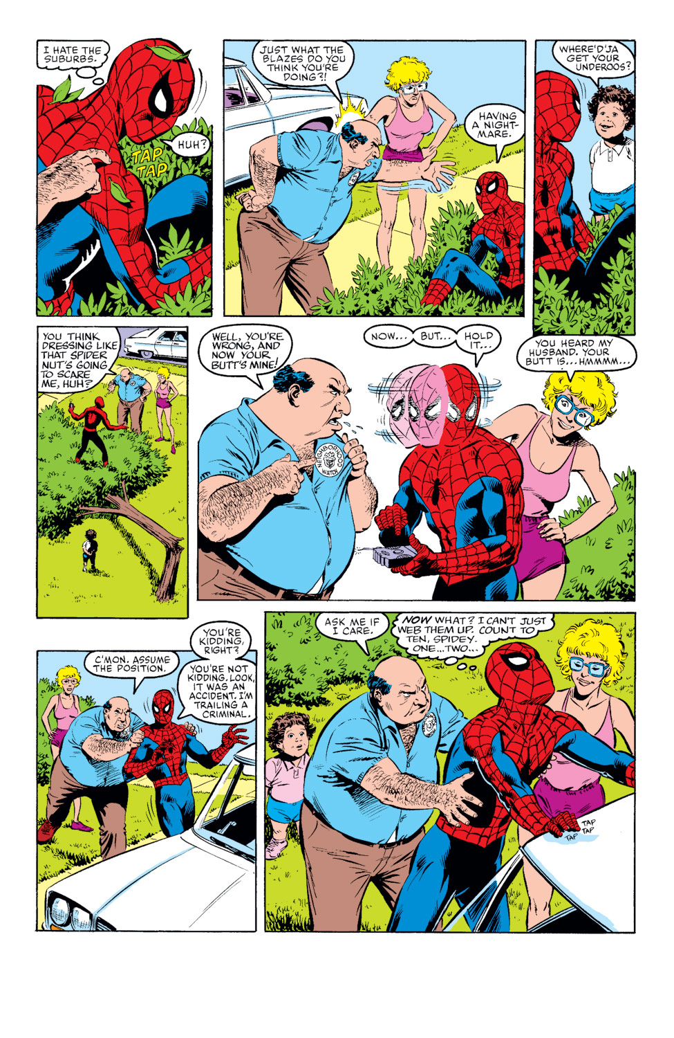 The Amazing Spider-Man (1963) 267 Page 11