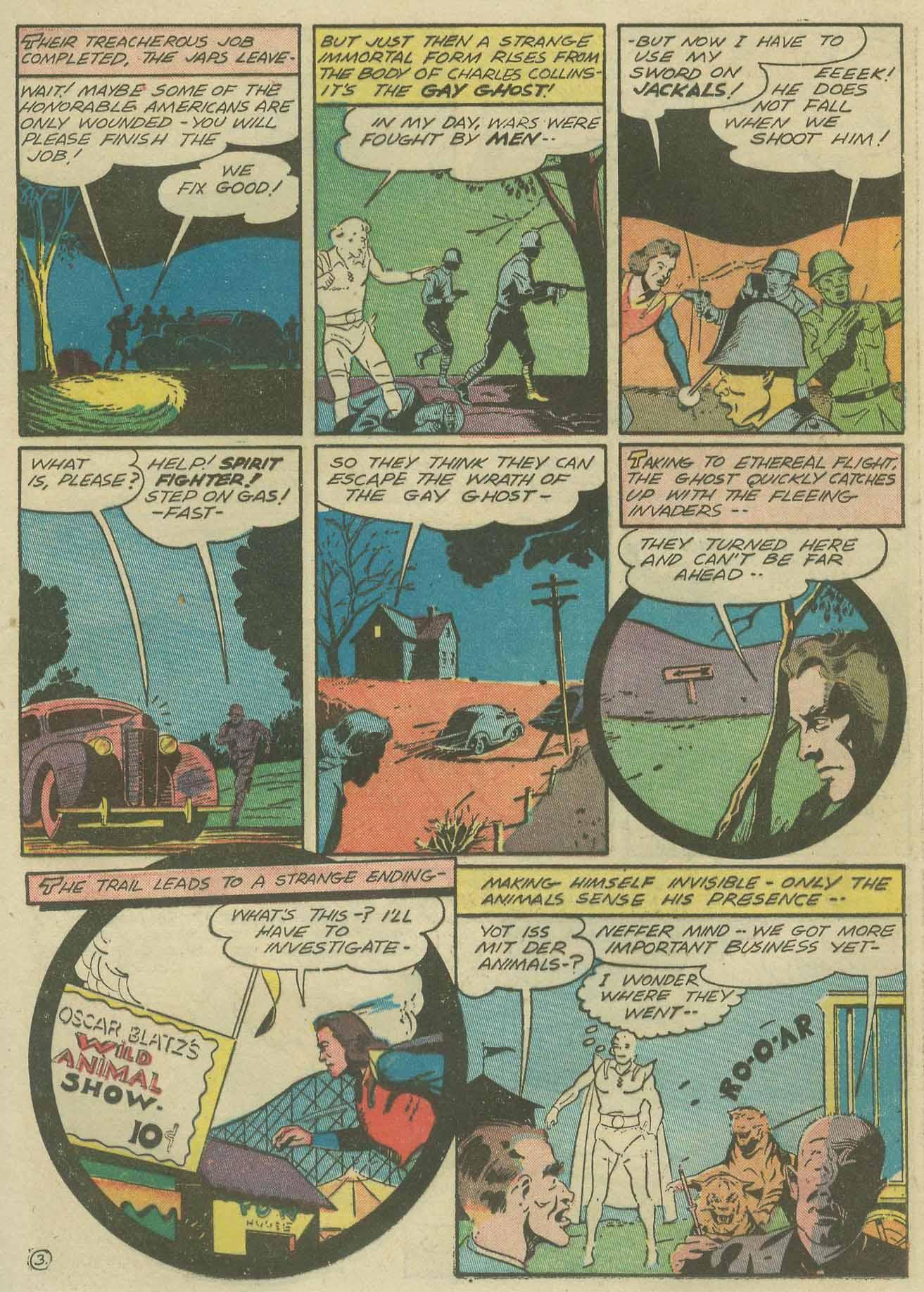 Read online Sensation (Mystery) Comics comic -  Issue #9 - 39
