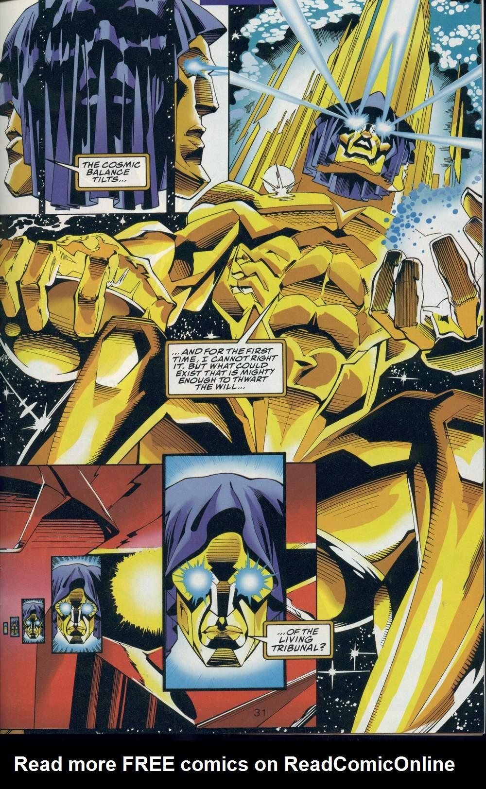 Read online DC Versus Marvel Comics comic -  Issue #1 - 33