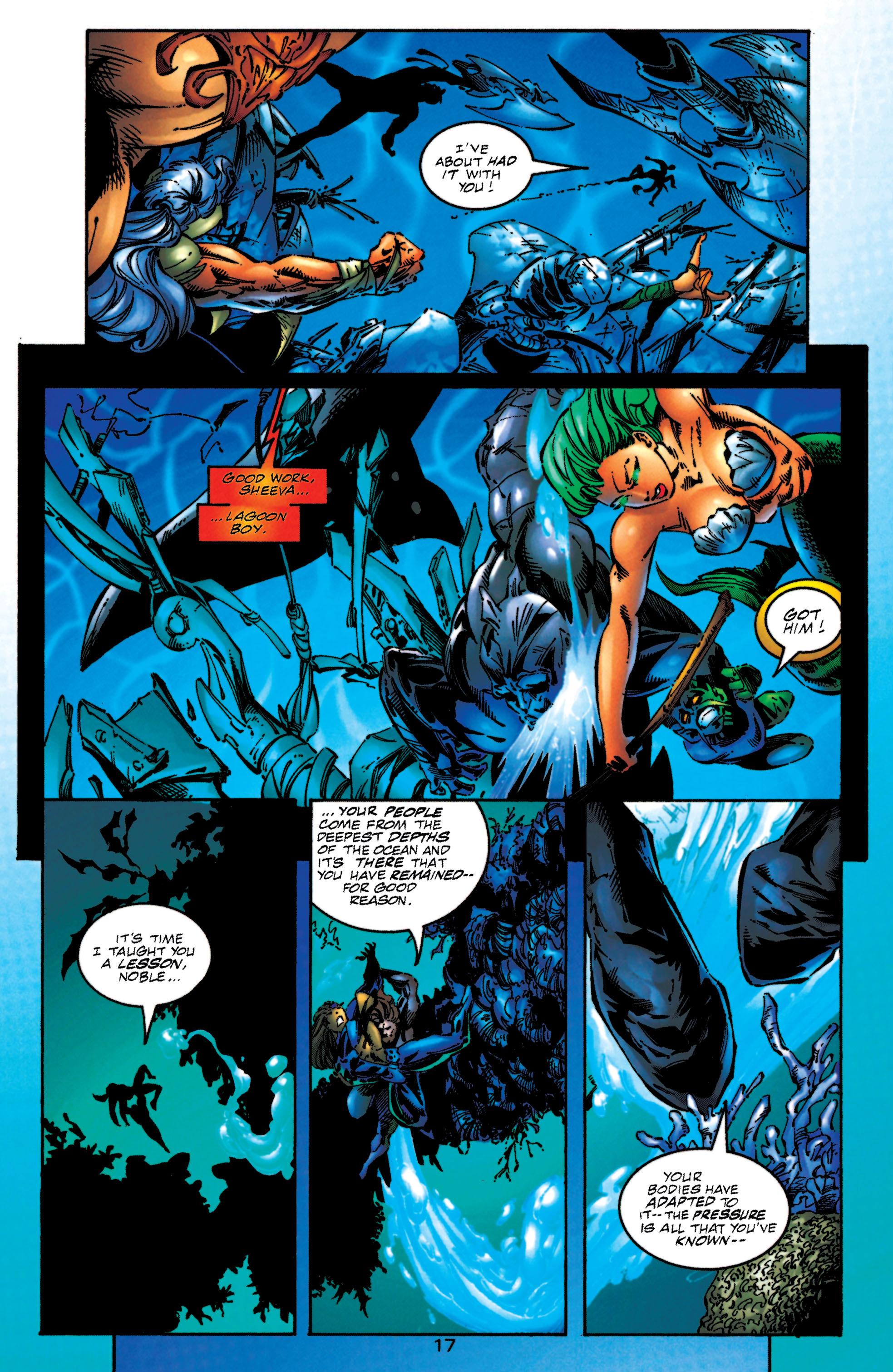 Read online Aquaman (1994) comic -  Issue #51 - 17