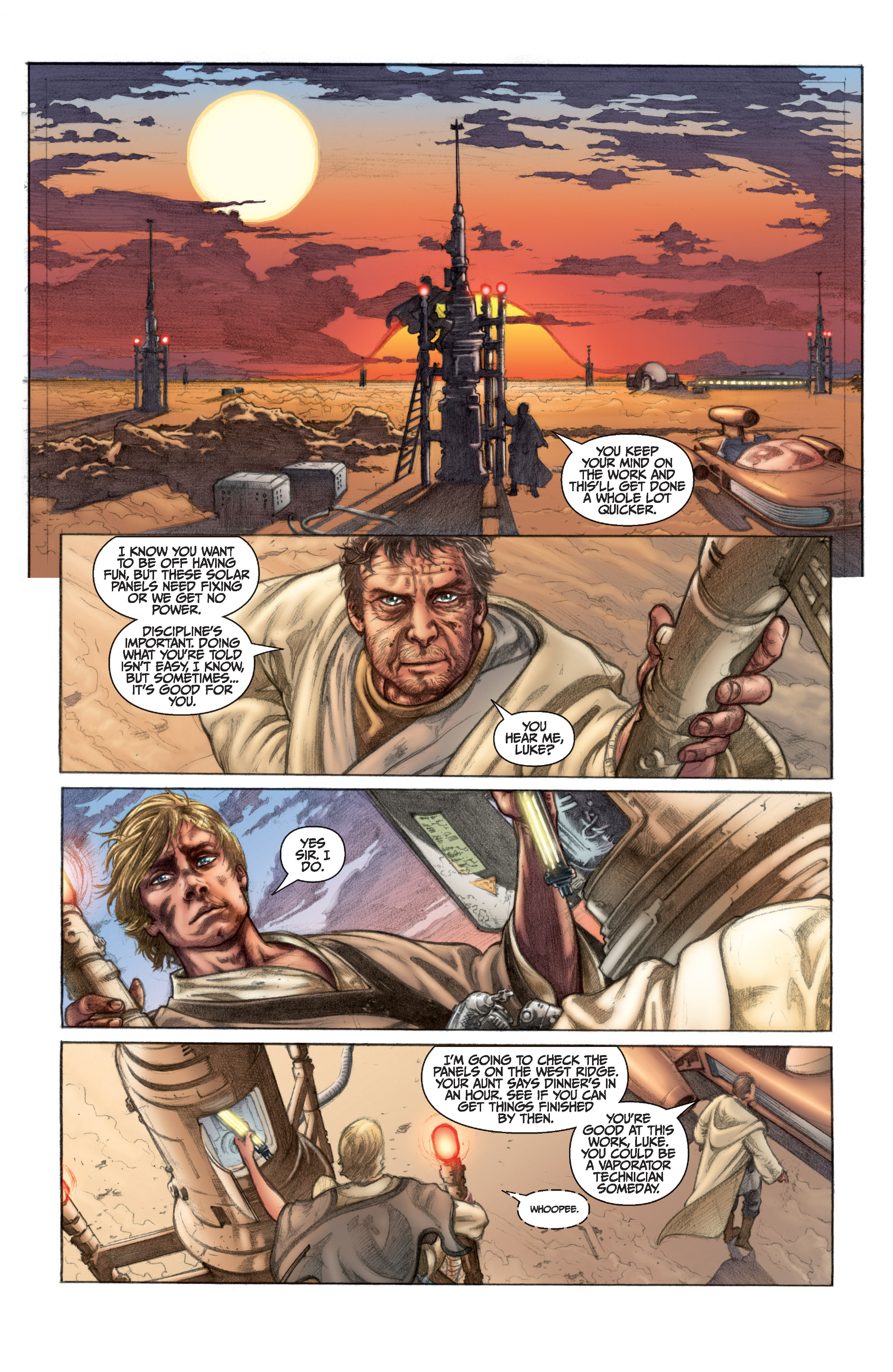 Read online Star Wars Omnibus comic -  Issue # Vol. 22 - 325