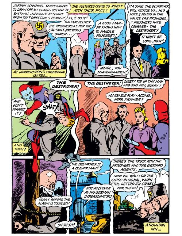 Read online All-Winners Comics comic -  Issue #5 - 61