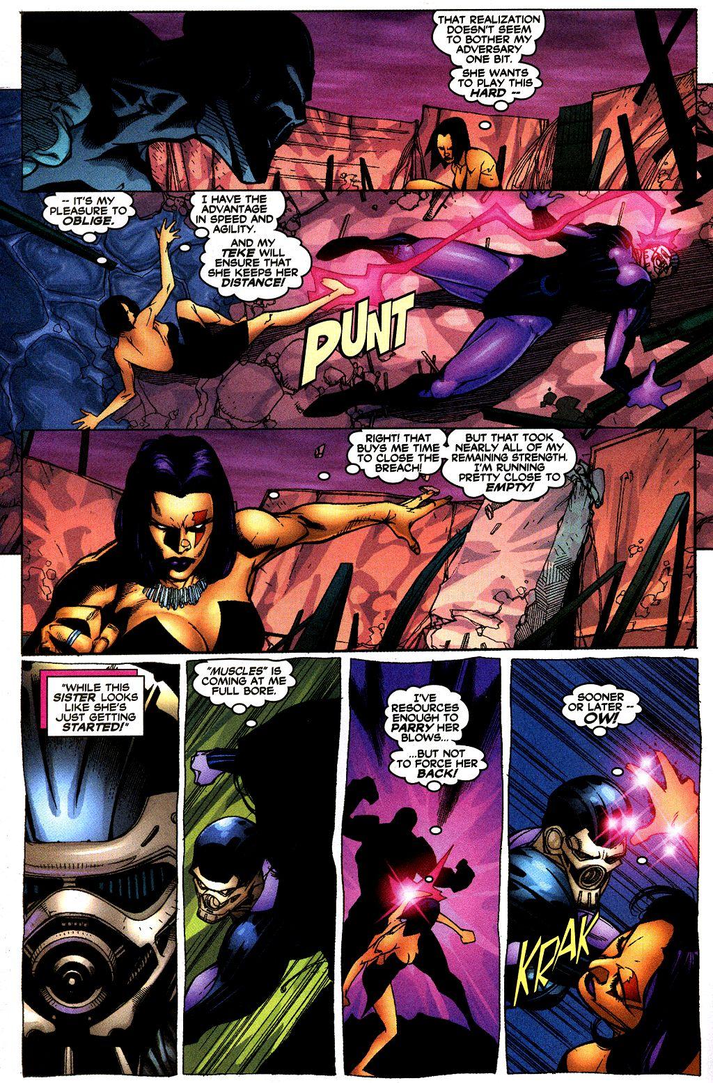 X-Men (1991) 105 Page 6