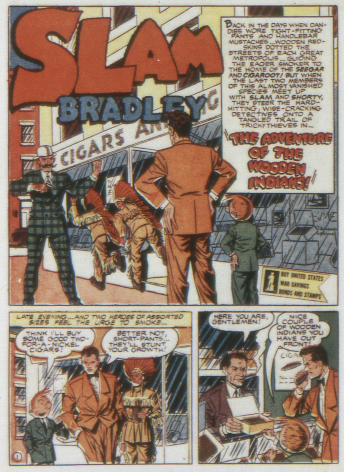 Read online Detective Comics (1937) comic -  Issue #74 - 58
