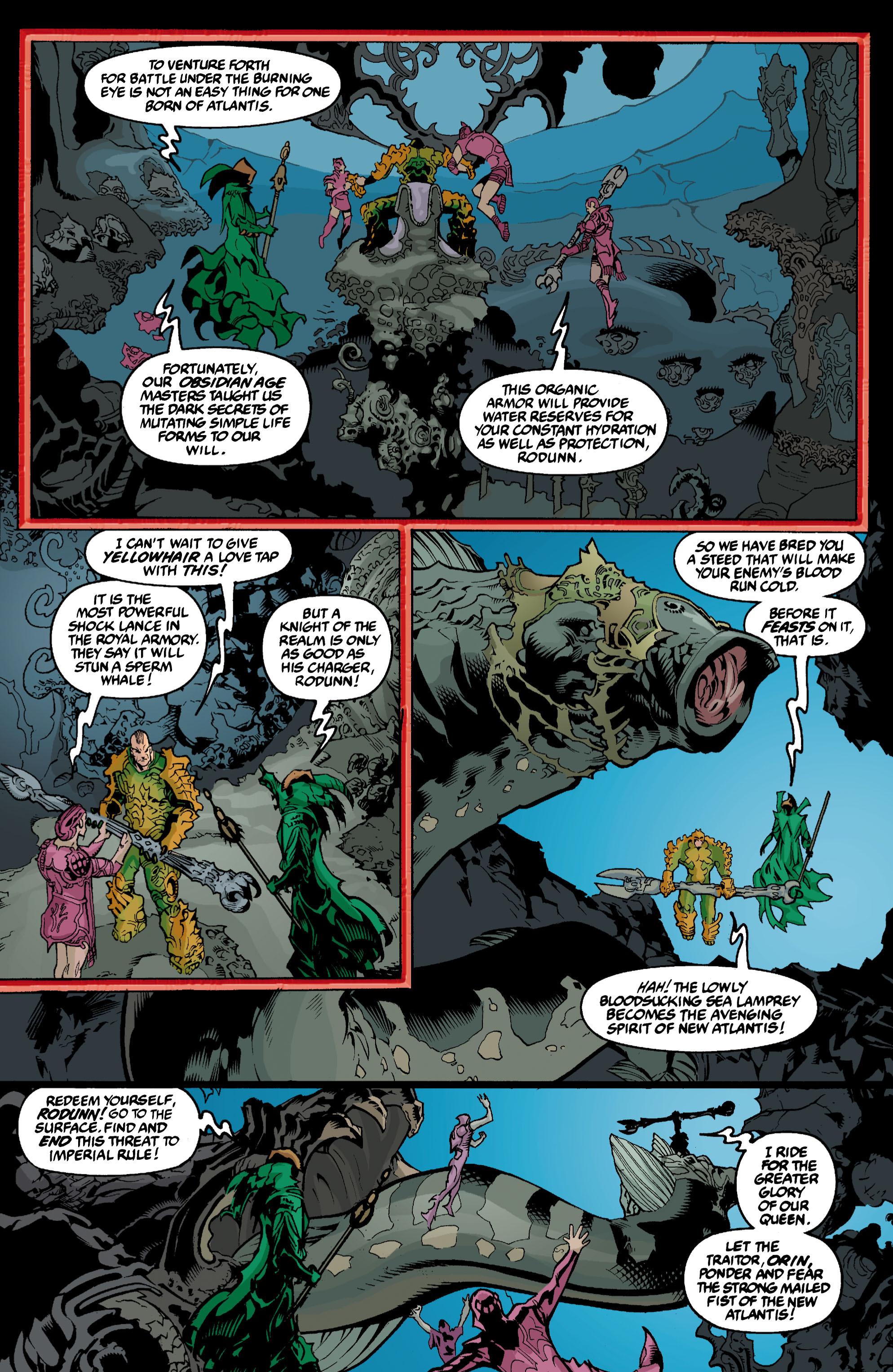 Read online Aquaman (2003) comic -  Issue #3 - 4