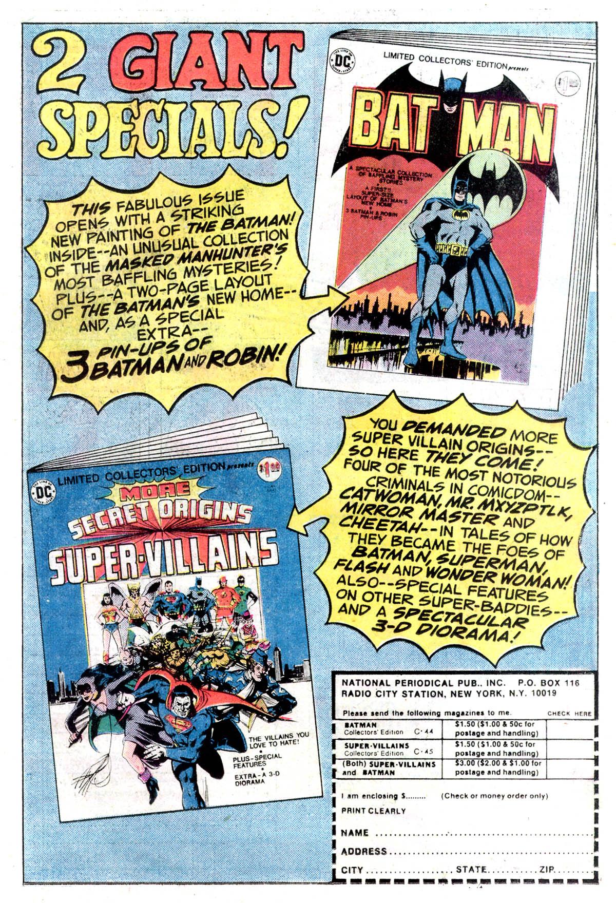 Read online Wonder Woman (1942) comic -  Issue #224 - 20