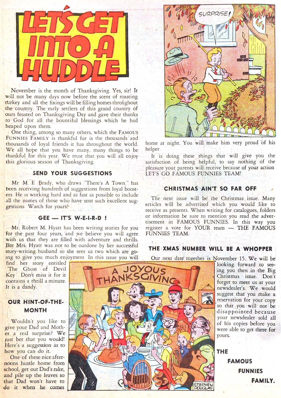 Read online Famous Funnies comic -  Issue #52 - 10