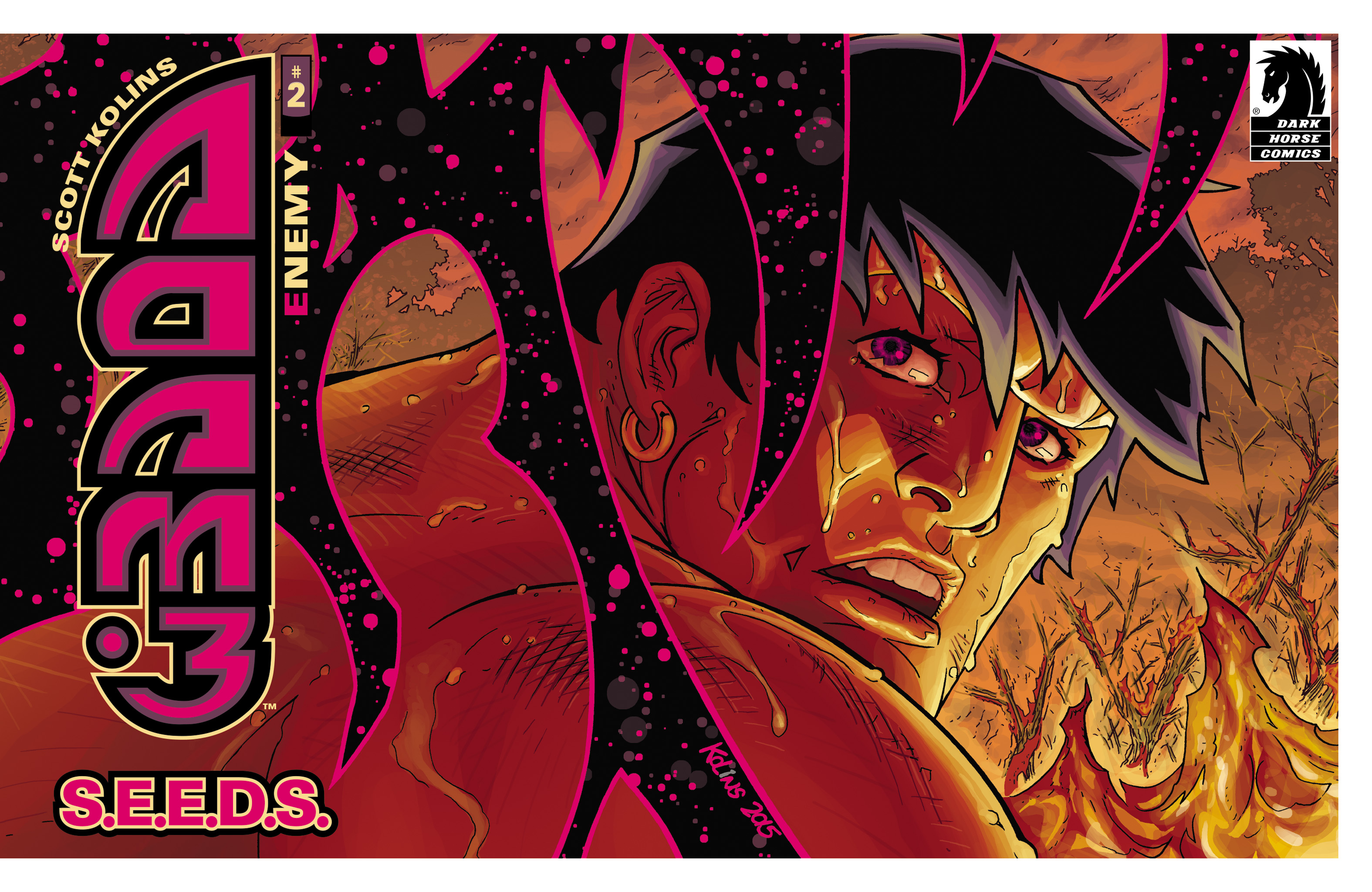 Read online Adam.3 comic -  Issue #2 - 1