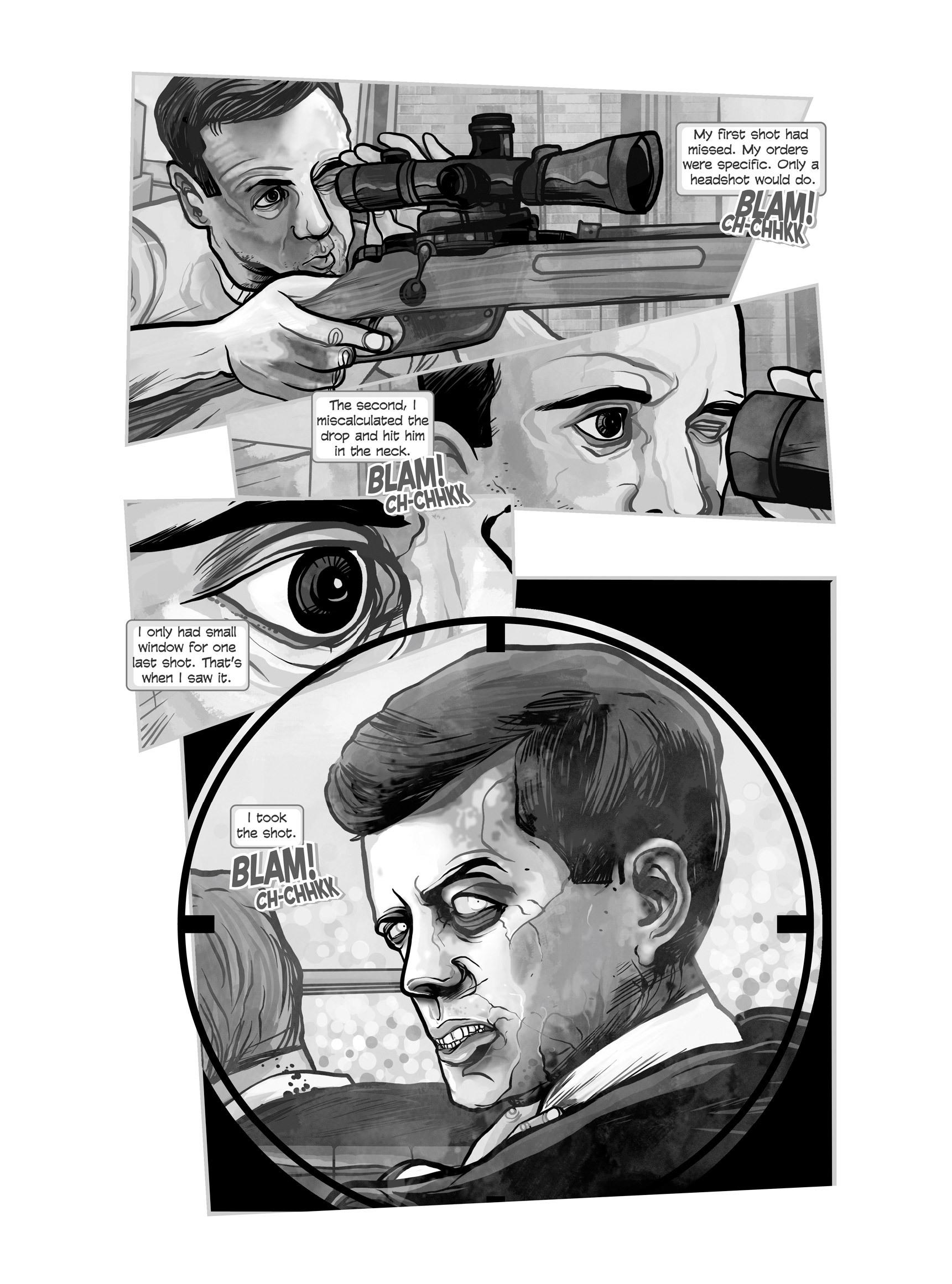 Read online FUBAR comic -  Issue #3 - 319
