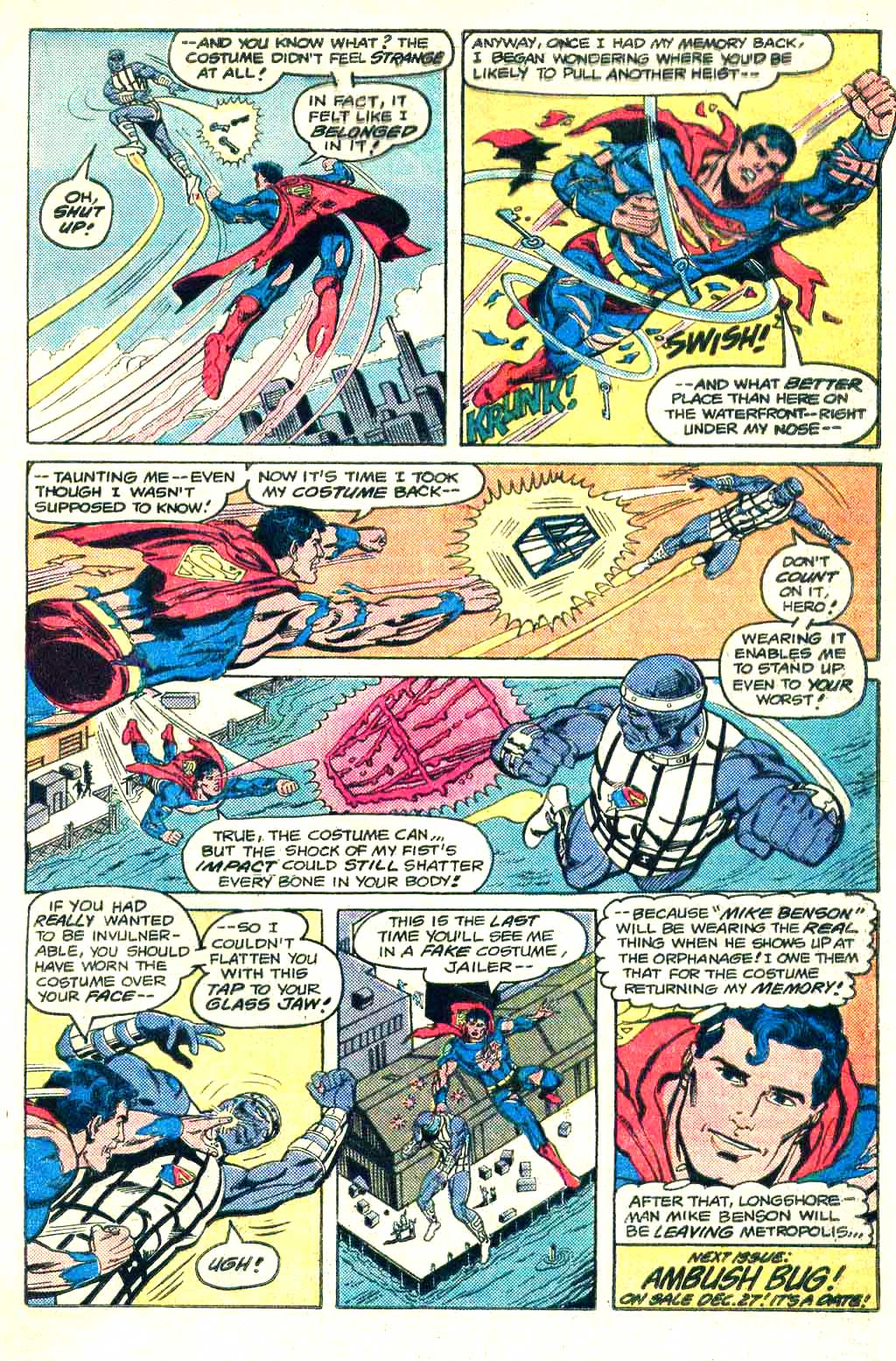 Read online Action Comics (1938) comic -  Issue #564 - 17