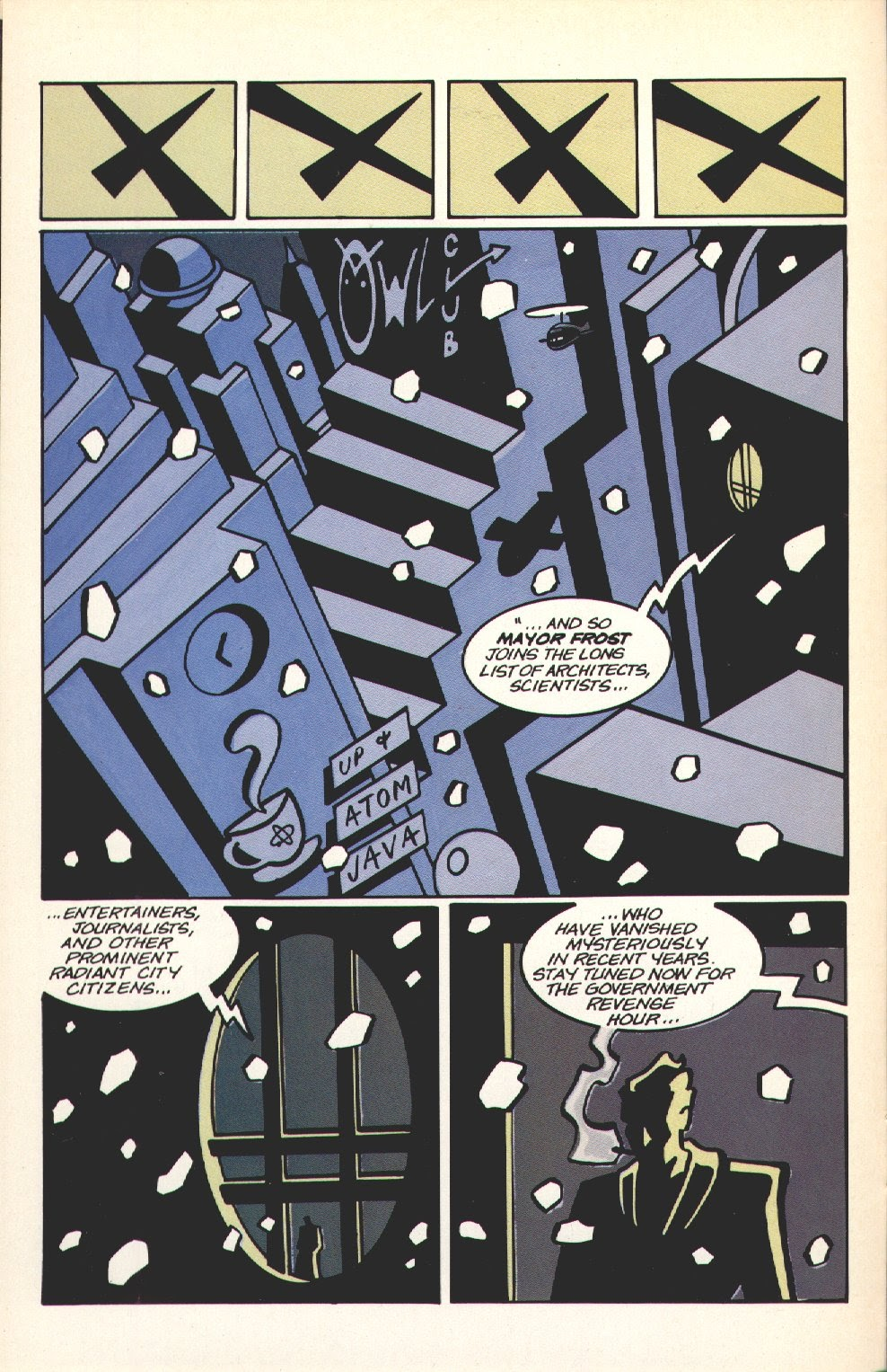 Mister X issue 11 - Page 8