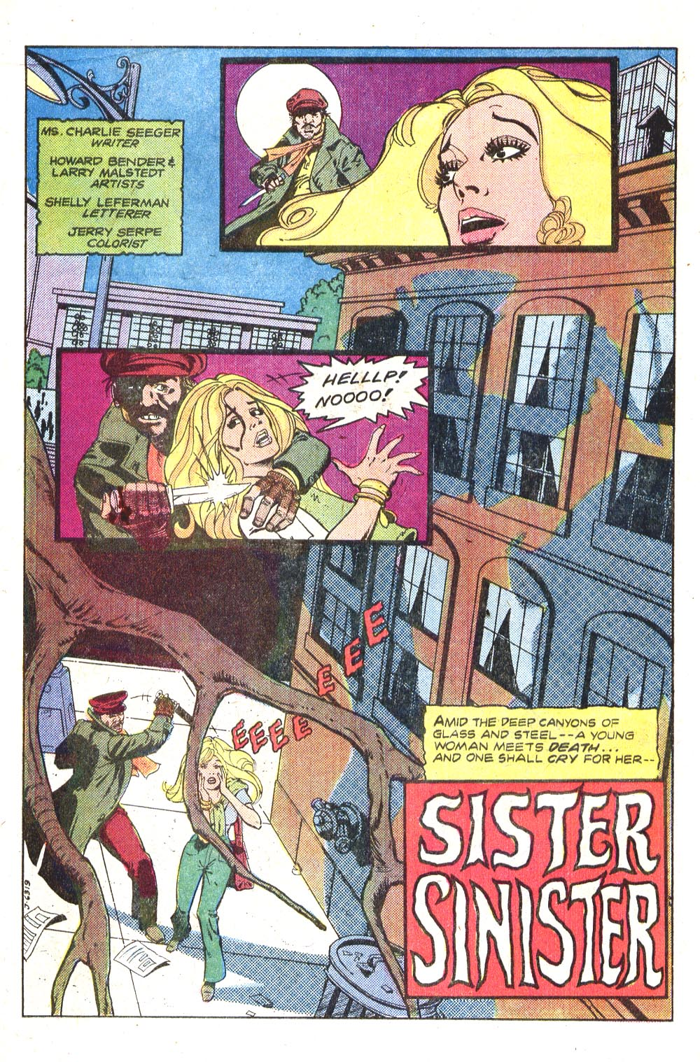 Read online Secrets of Haunted House comic -  Issue #36 - 11