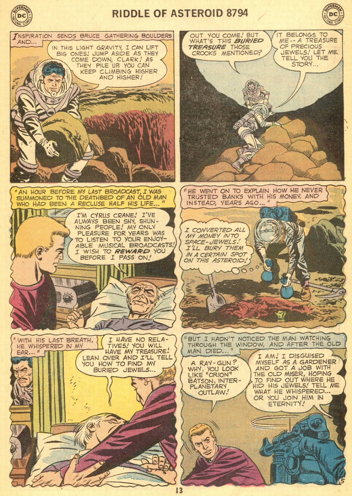 From Beyond the Unknown (1969) issue 9 - Page 15