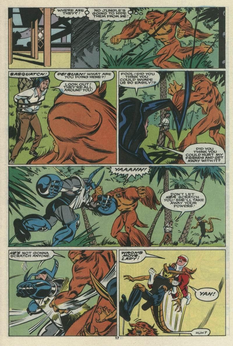 Read online Alpha Flight (1983) comic -  Issue #69 - 19