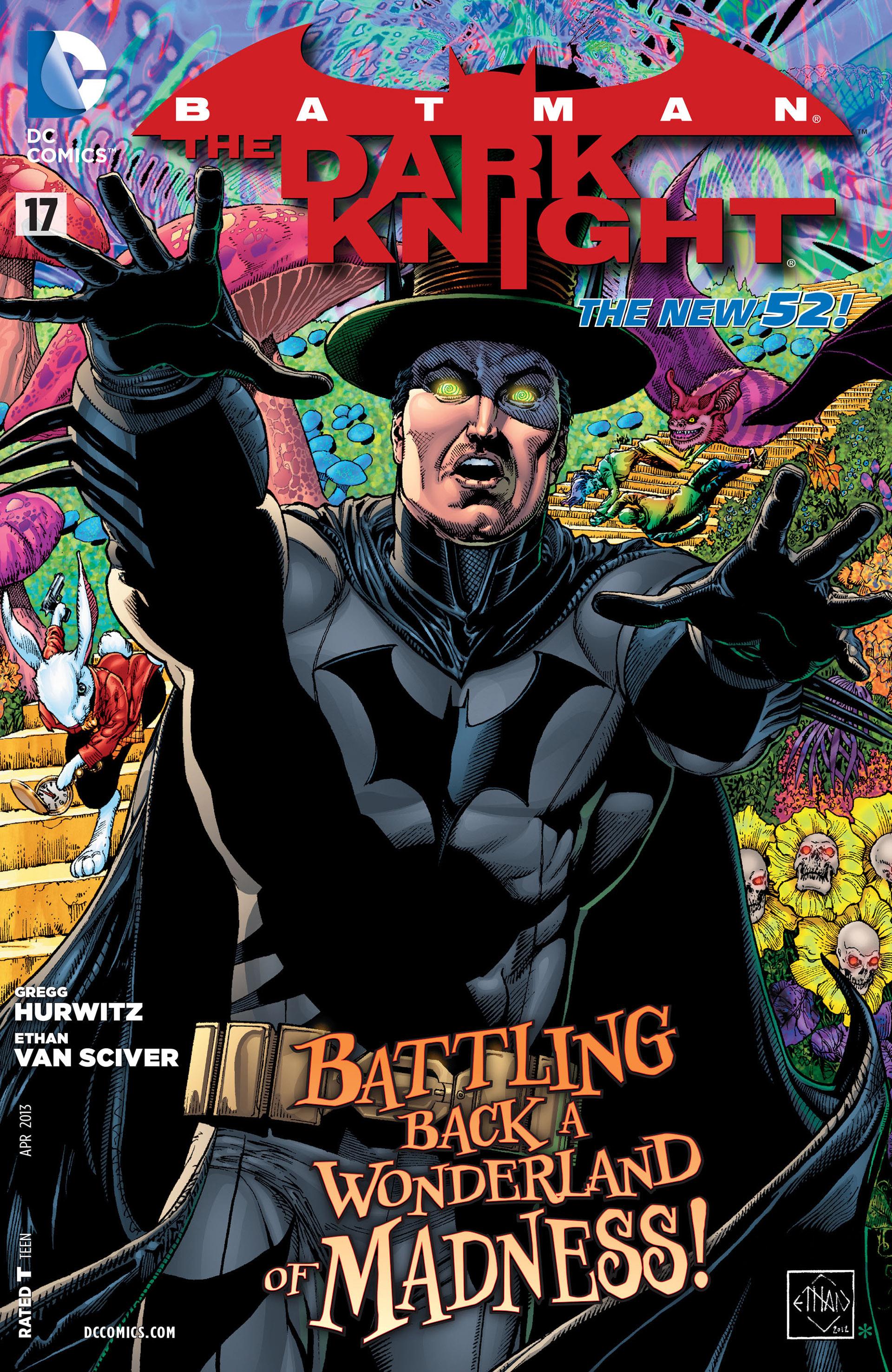 Batman: The Dark Knight [II] (2011) 17 Page 1