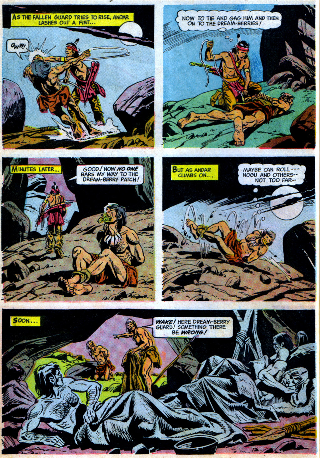 Read online Turok, Son of Stone comic -  Issue #62 - 10